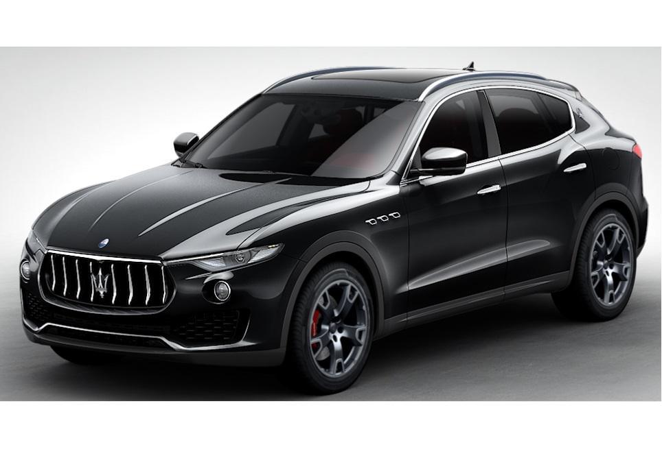 New 2017 Maserati Levante 350hp   Greenwich, CT