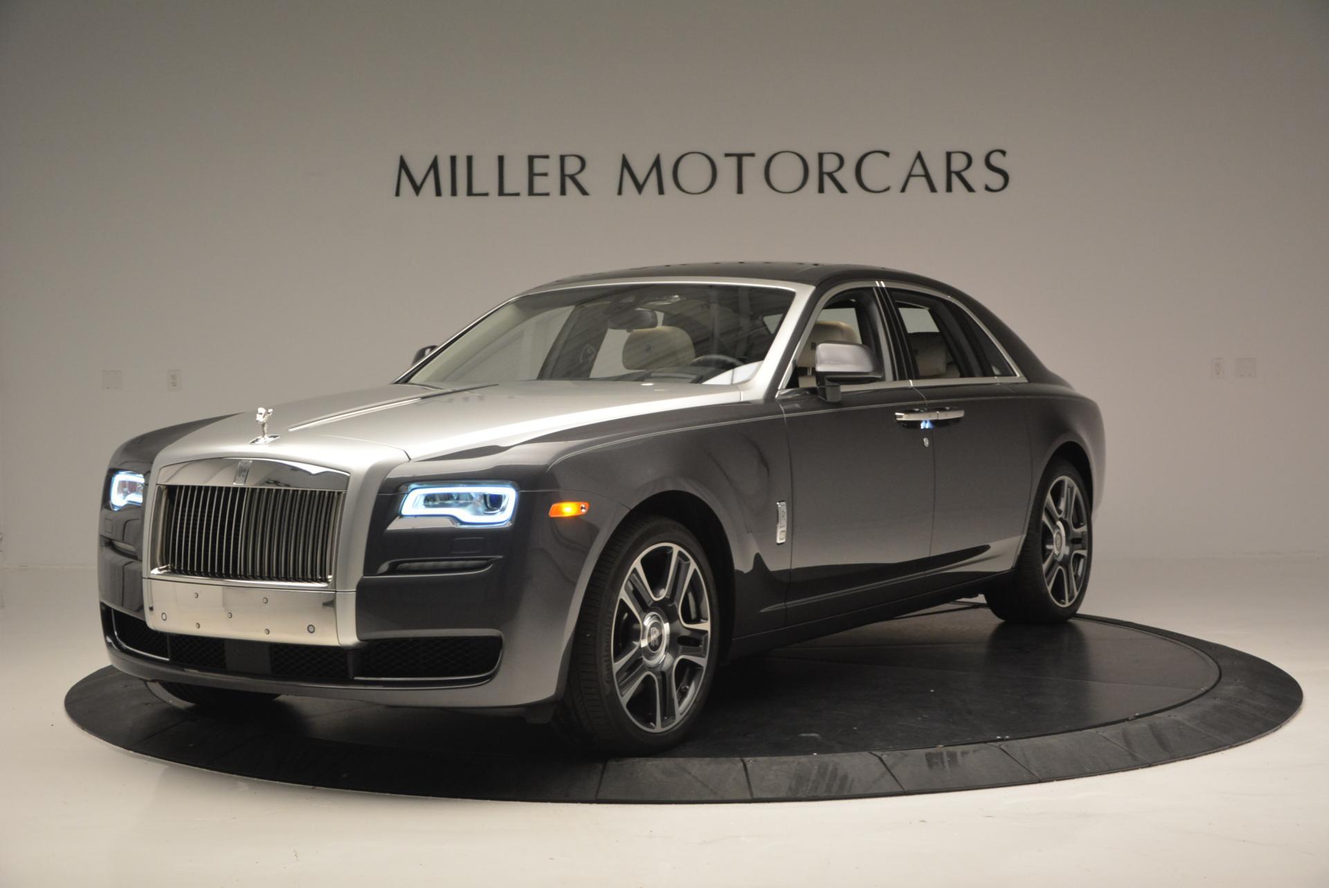Used 2016 Rolls-Royce Ghost    Greenwich, CT