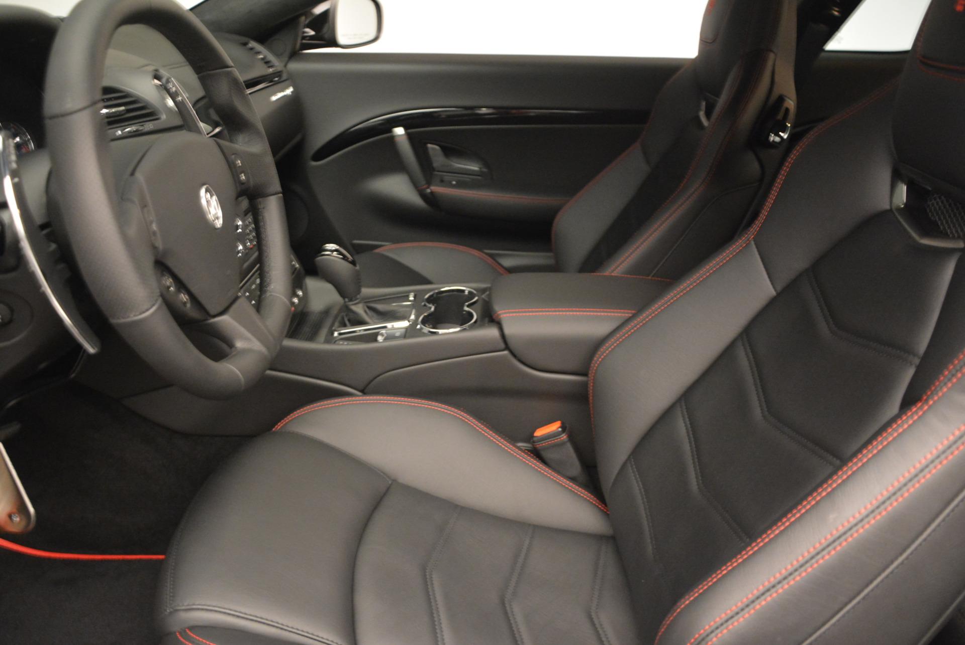 New 2016 Maserati GranTurismo Sport | Greenwich, CT