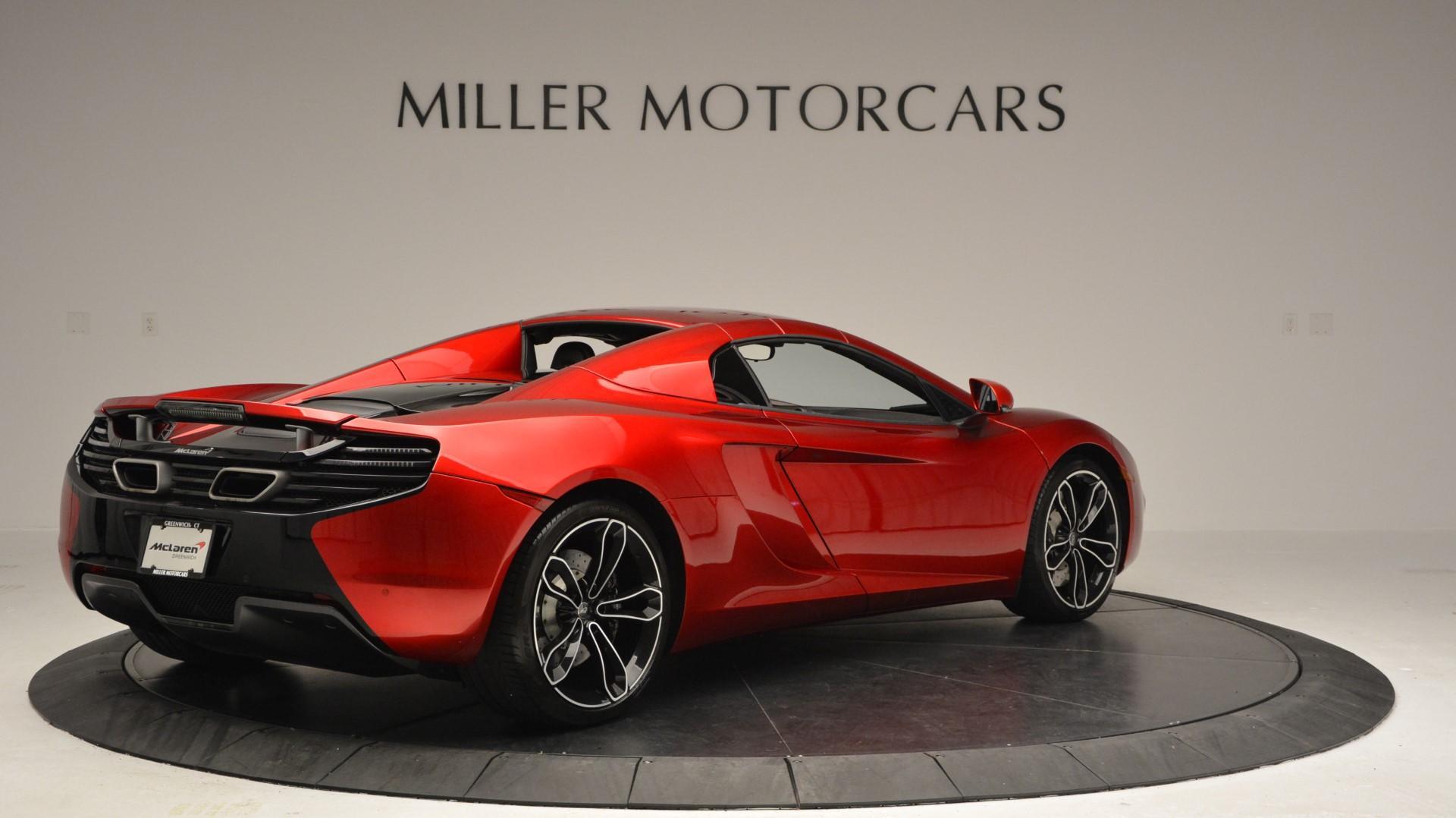 Used 2013 McLaren 12C Spider  | Greenwich, CT