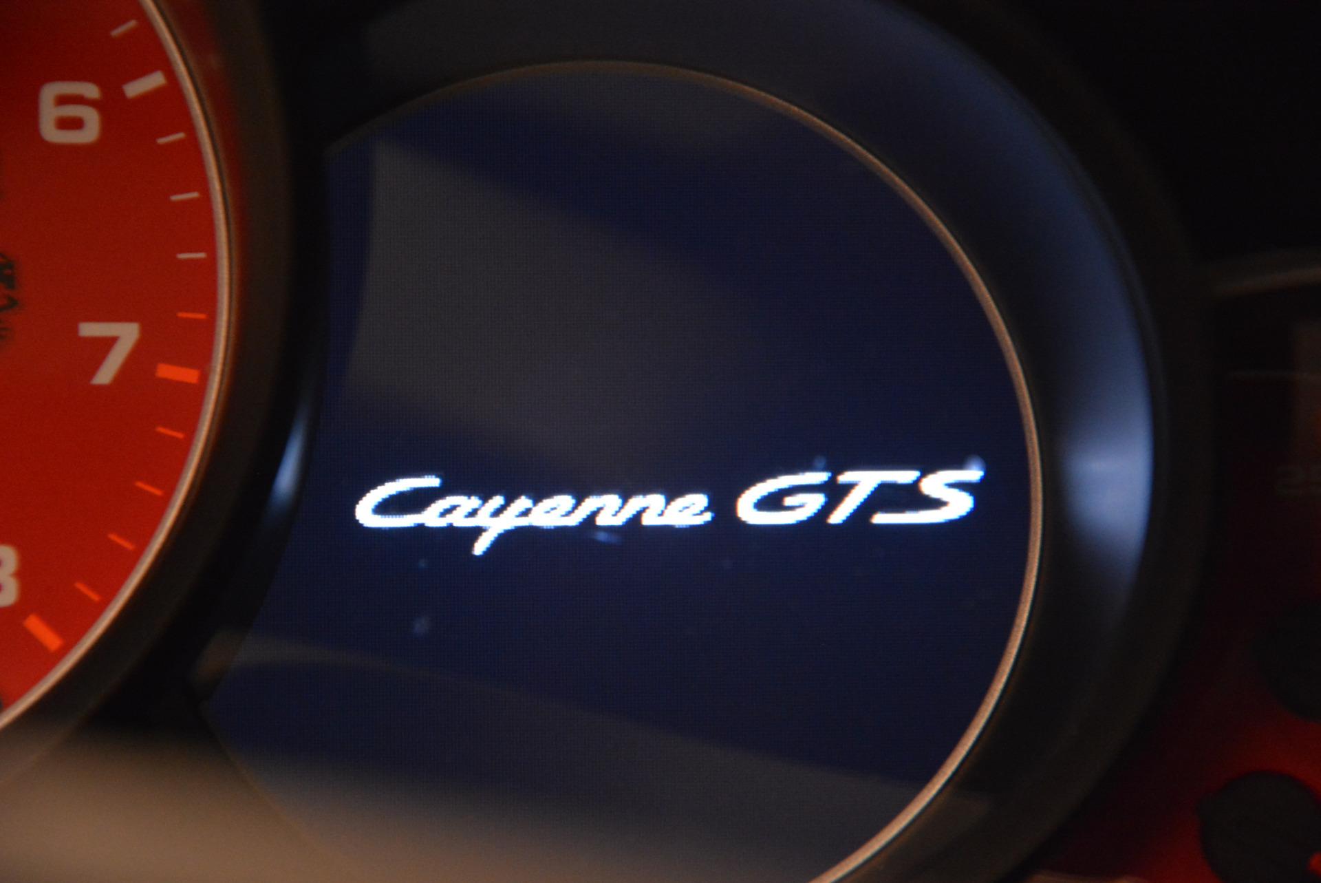 Used 2014 Porsche Cayenne GTS   Greenwich, CT
