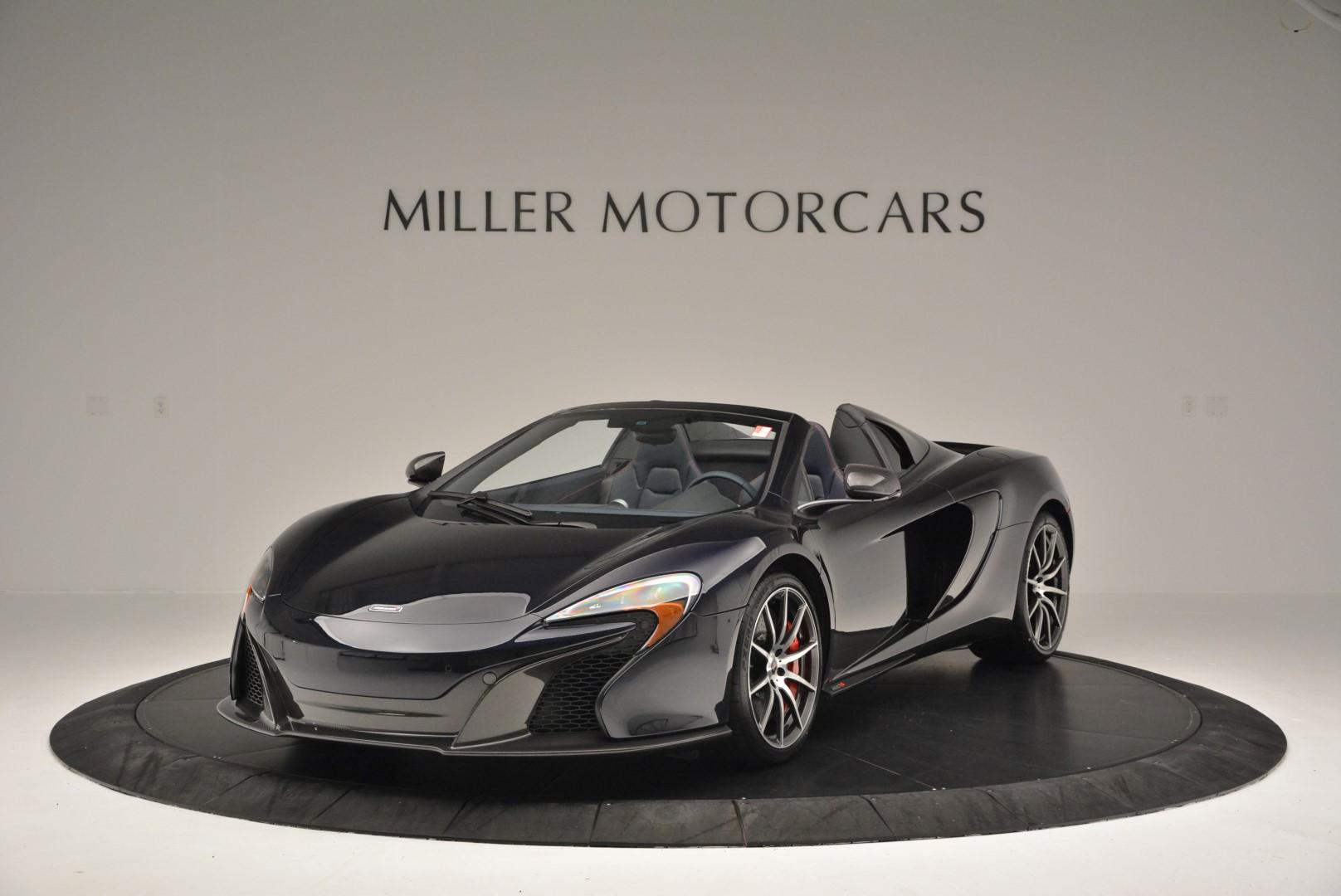 New 2016 McLaren 650S Spider    Greenwich, CT