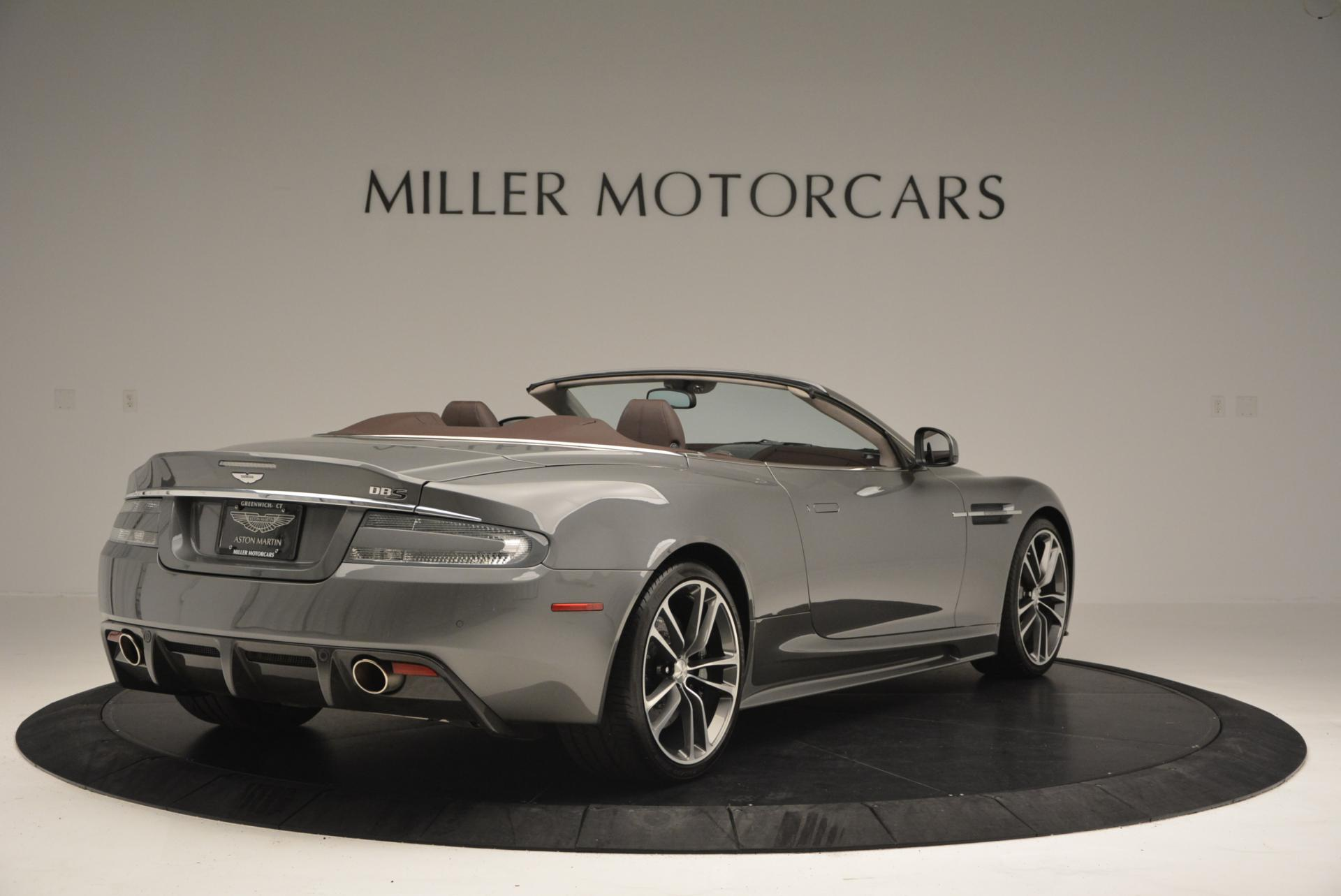 Used 2010 Aston Martin DBS Volante | Greenwich, CT