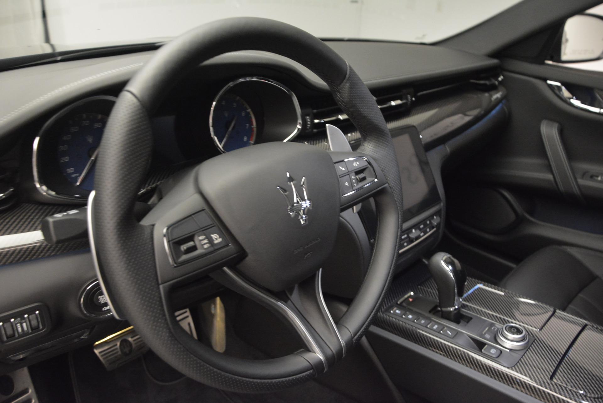 2017 Maserati Quattroporte S Q4 GranSport Stock # M1774 for