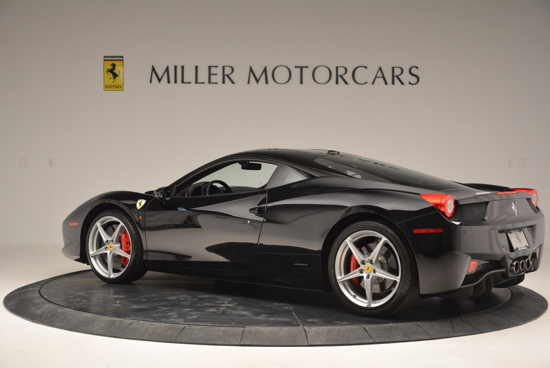contract italia lease business deals car new hire spider leasing ferrari auto