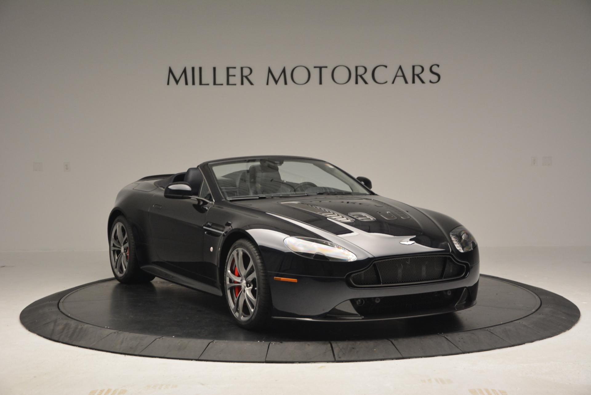 Used 2016 Aston Martin V12 Vantage S Convertible   Greenwich, CT