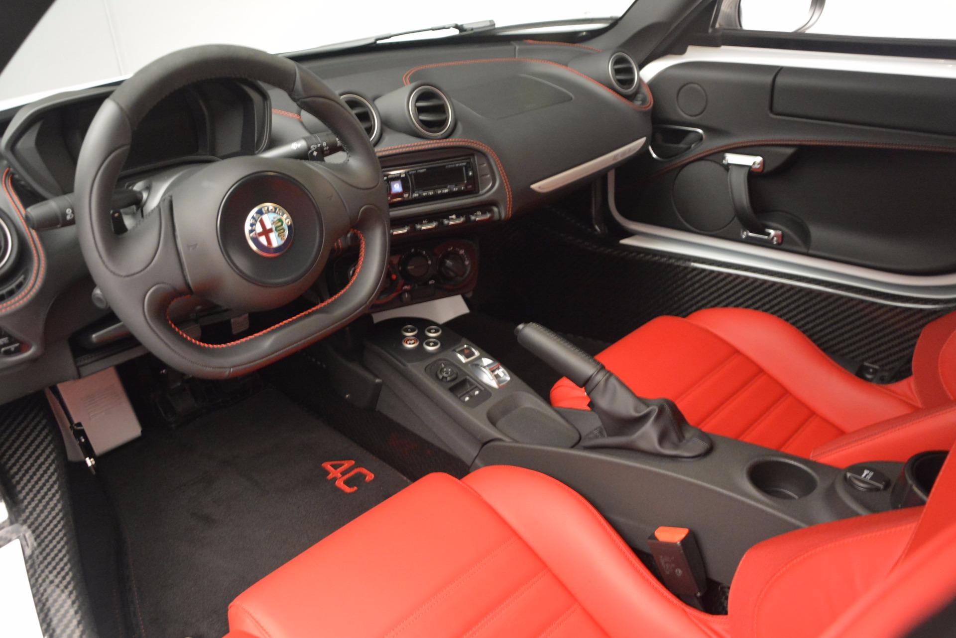 New 2016 Alfa Romeo 4C Coupe | Greenwich, CT