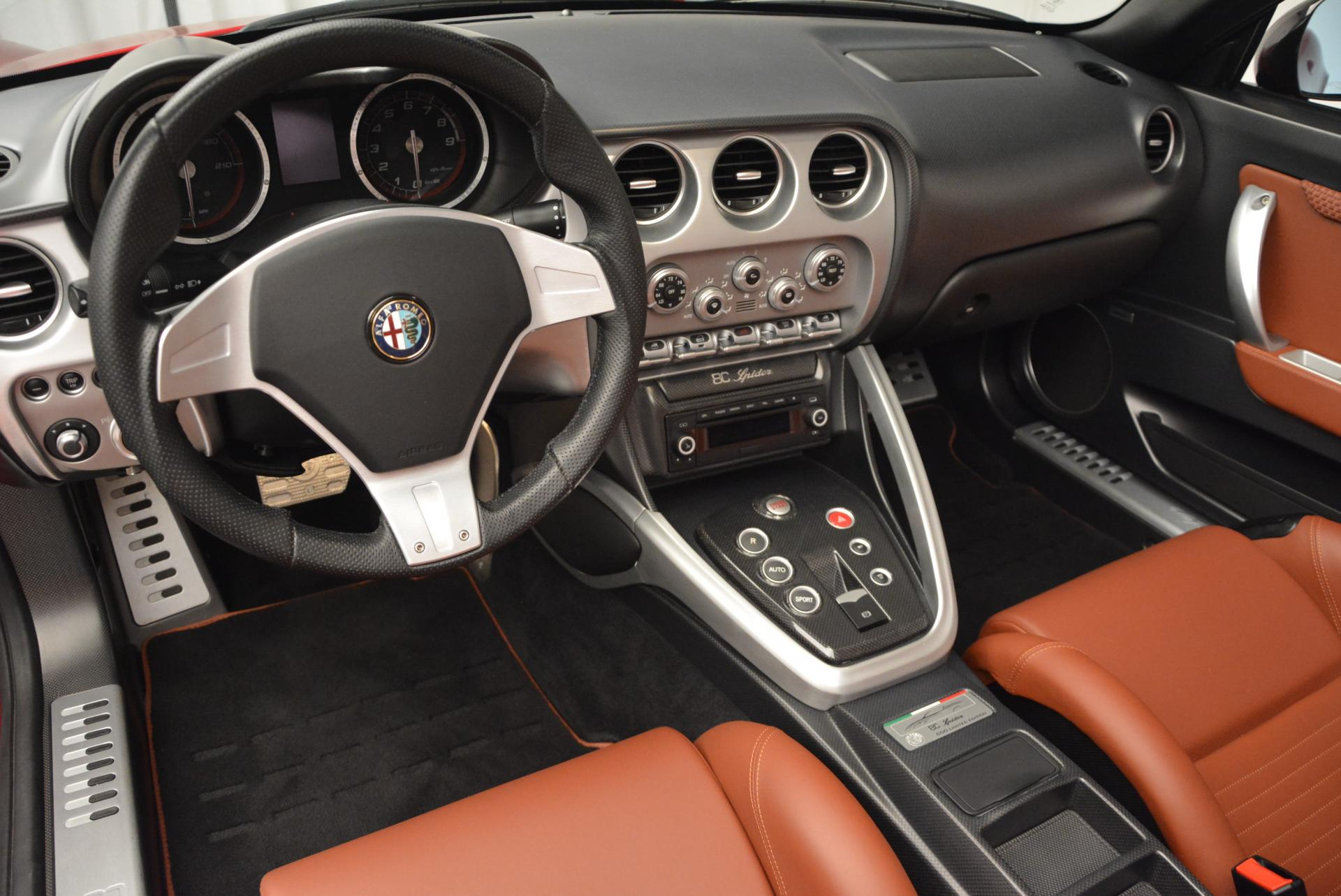 Used 2009 Alfa Romeo 8C COMPETIZIONE Spider