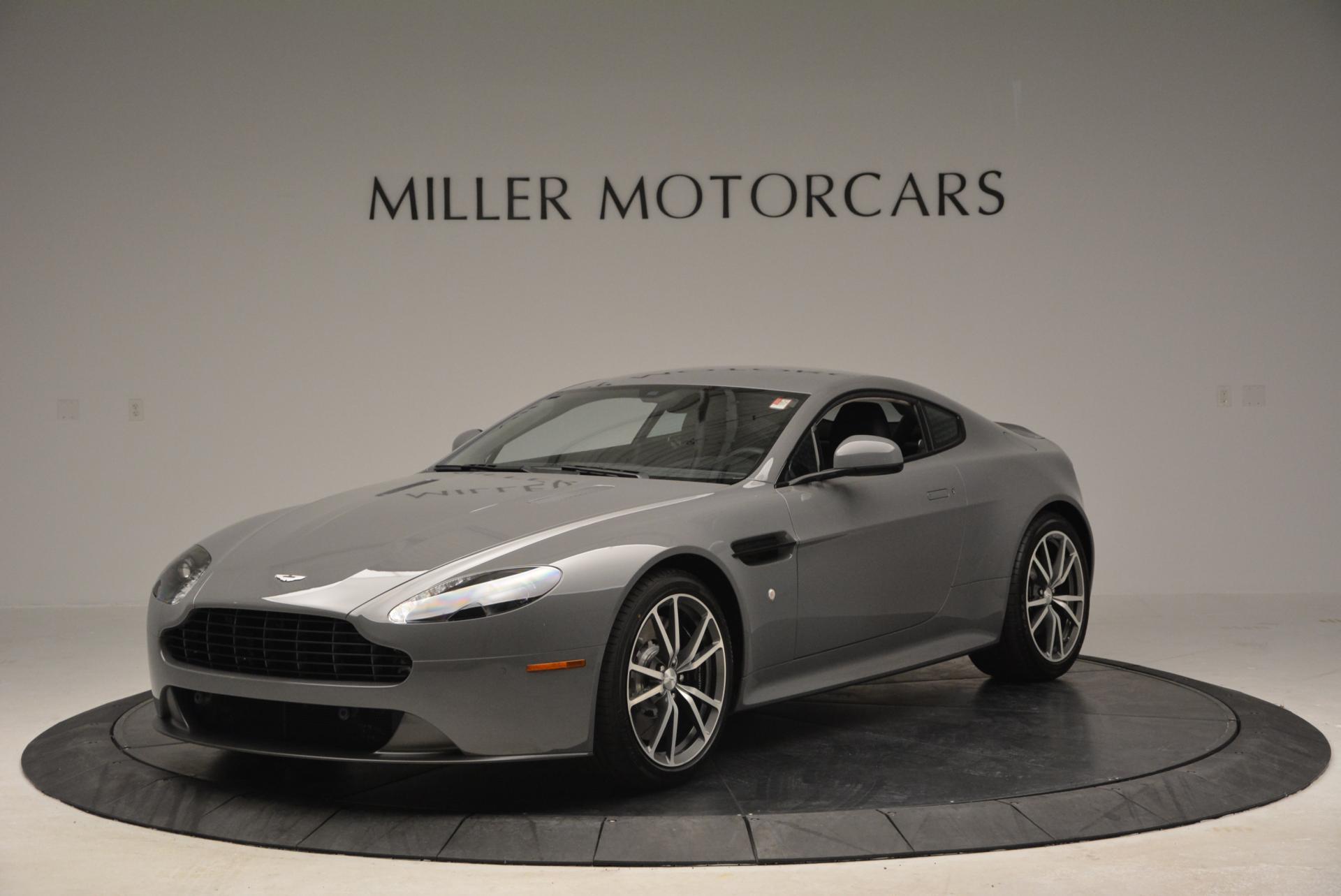 New 2016 Aston Martin Vantage GT