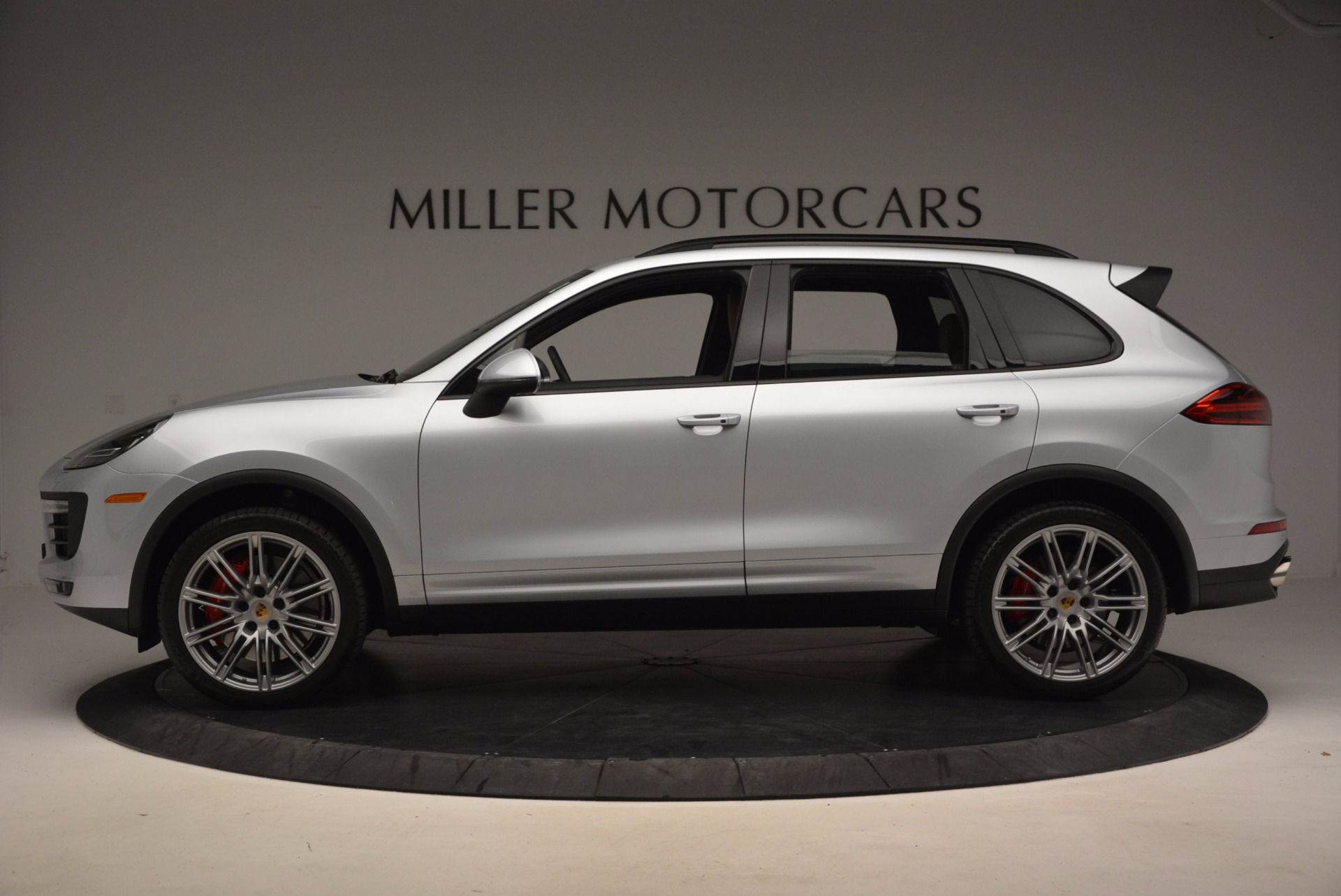 Used 2016 Porsche Cayenne Turbo