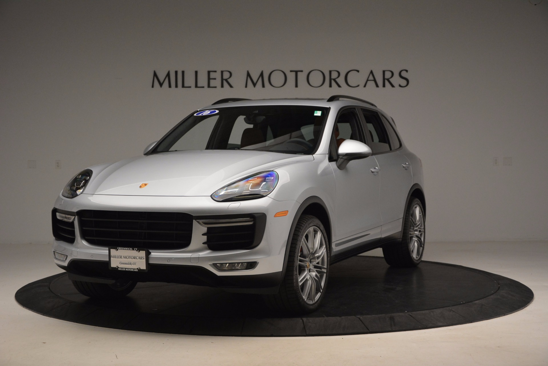 Used 2016 Porsche Cayenne Turbo | Greenwich, CT