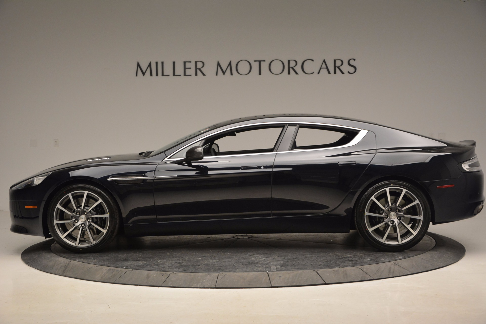 New 2017 Aston Martin Rapide S Shadow Edition