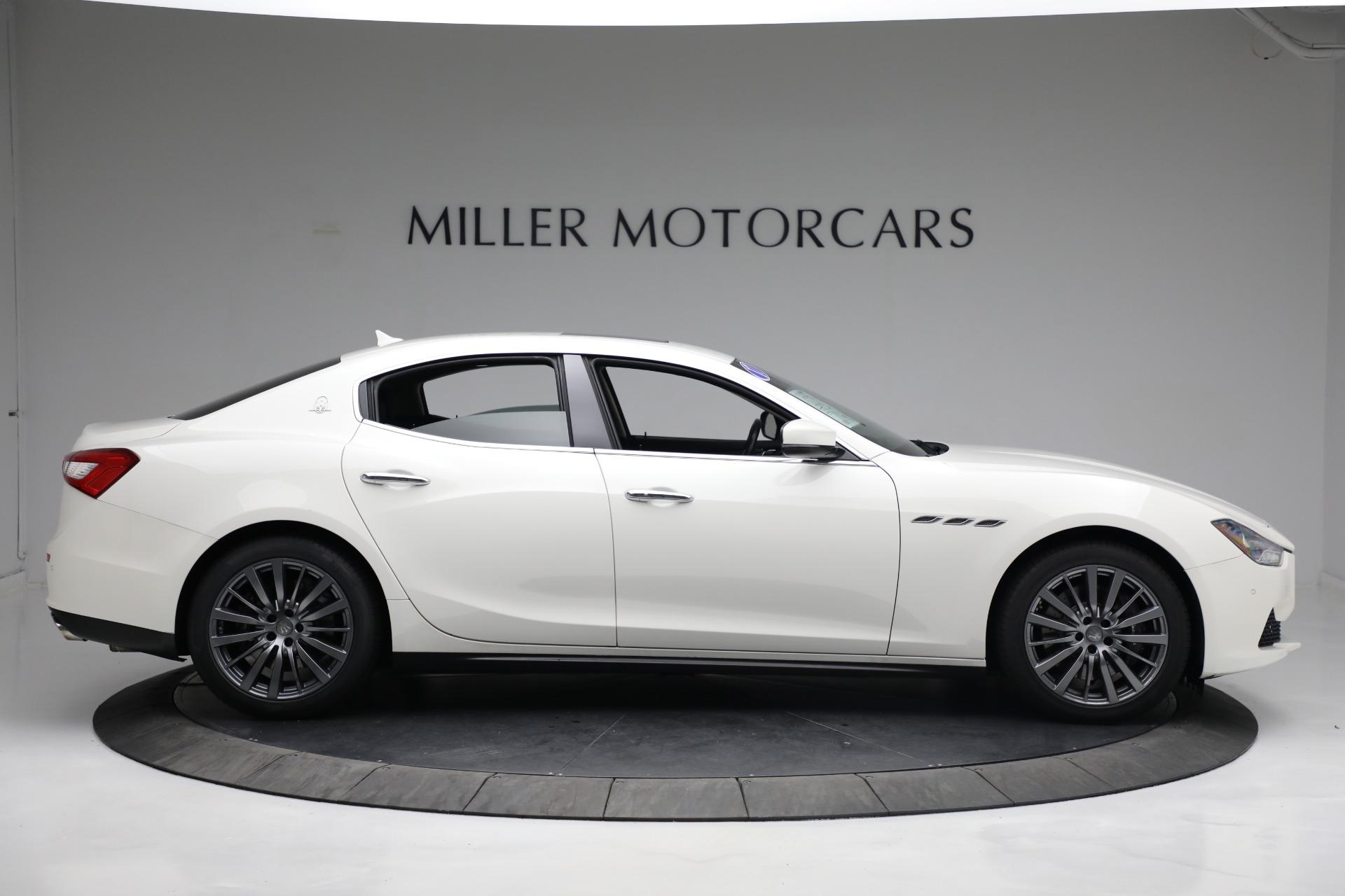 New 2017 Maserati Ghibli S Q4 EX Loaner