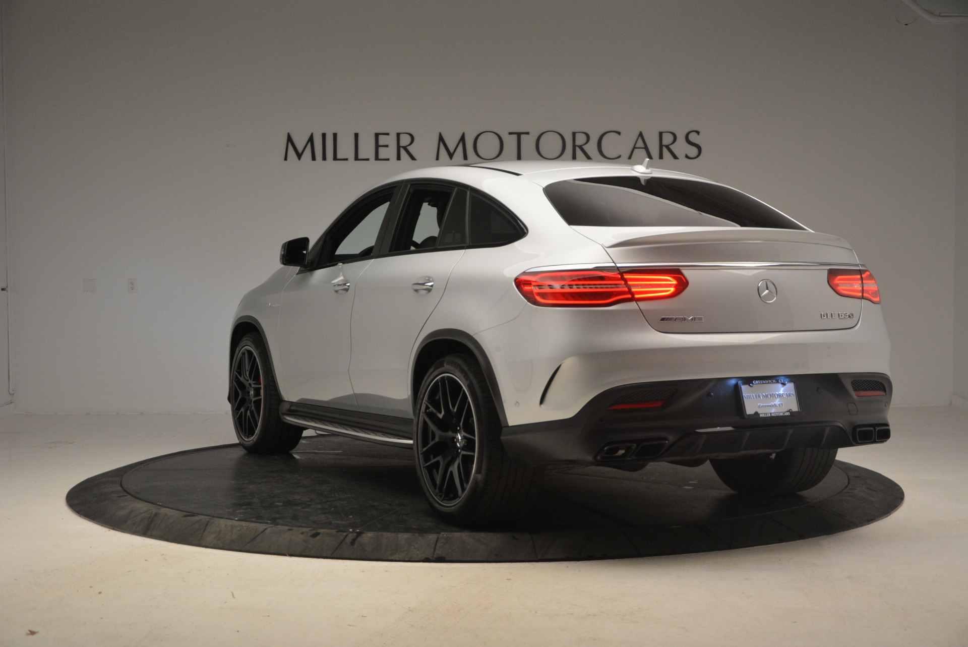 Used 2016 Mercedes Benz AMG GLE63 S