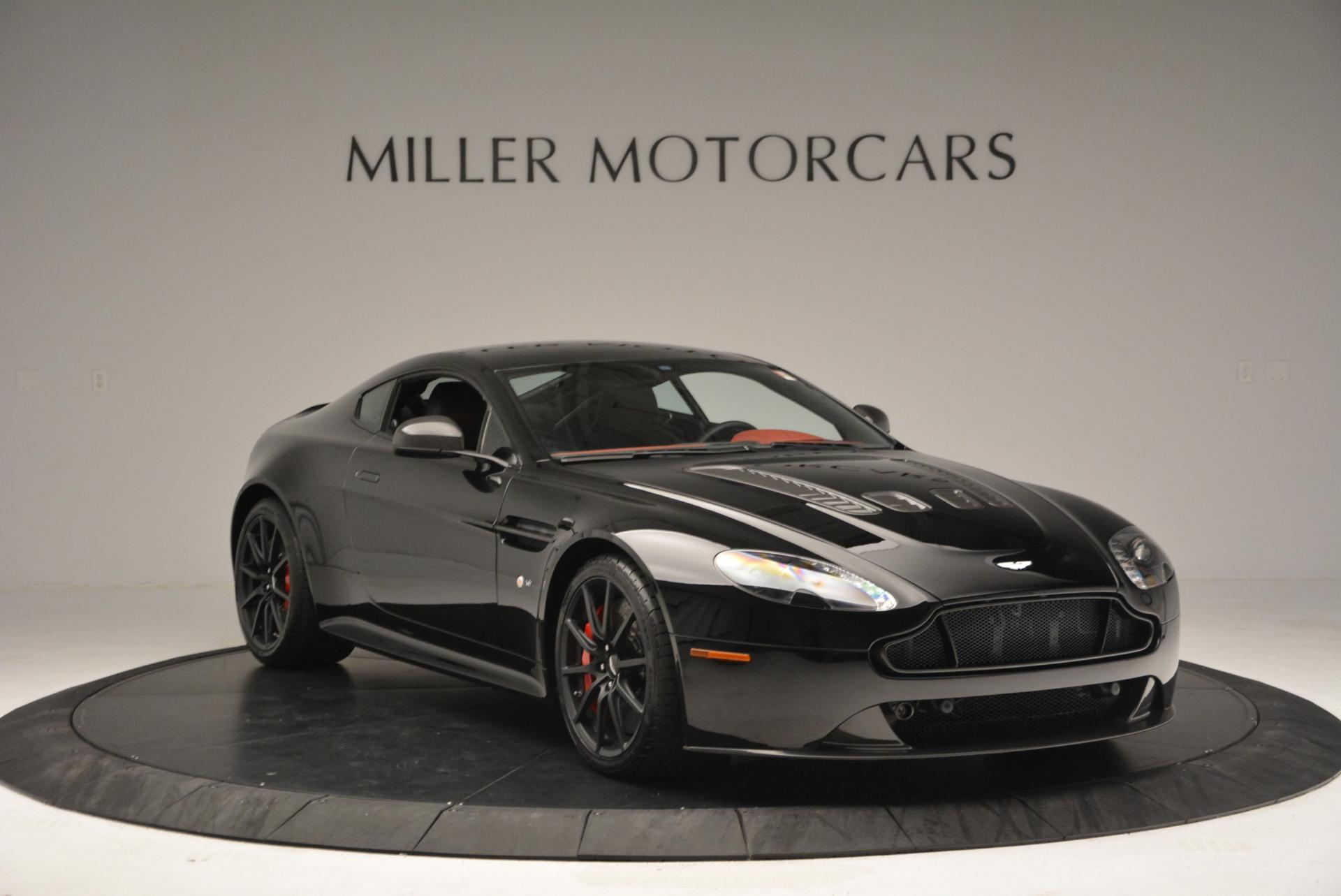 New 2015 Aston Martin V12 Vantage S