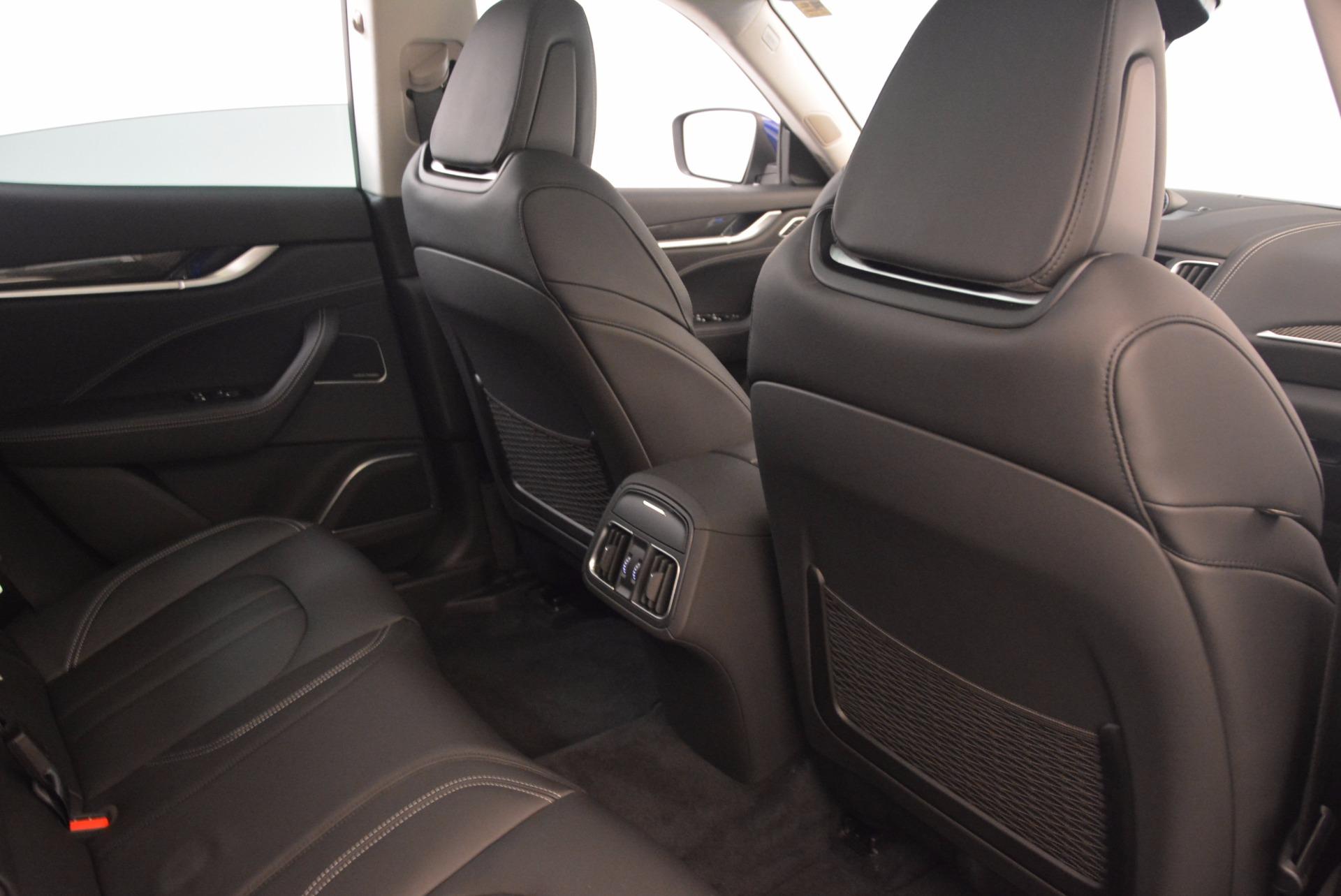 Used 2017 Maserati Levante