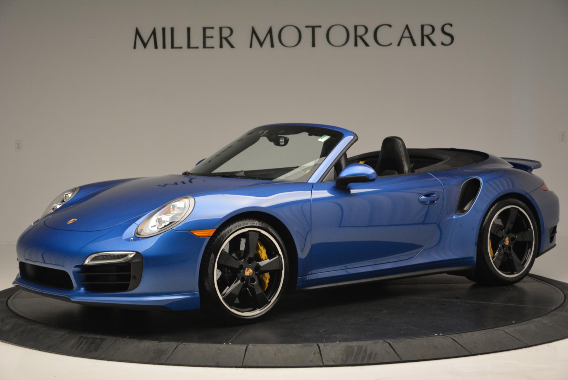 Used 2014 Porsche 911 Turbo S