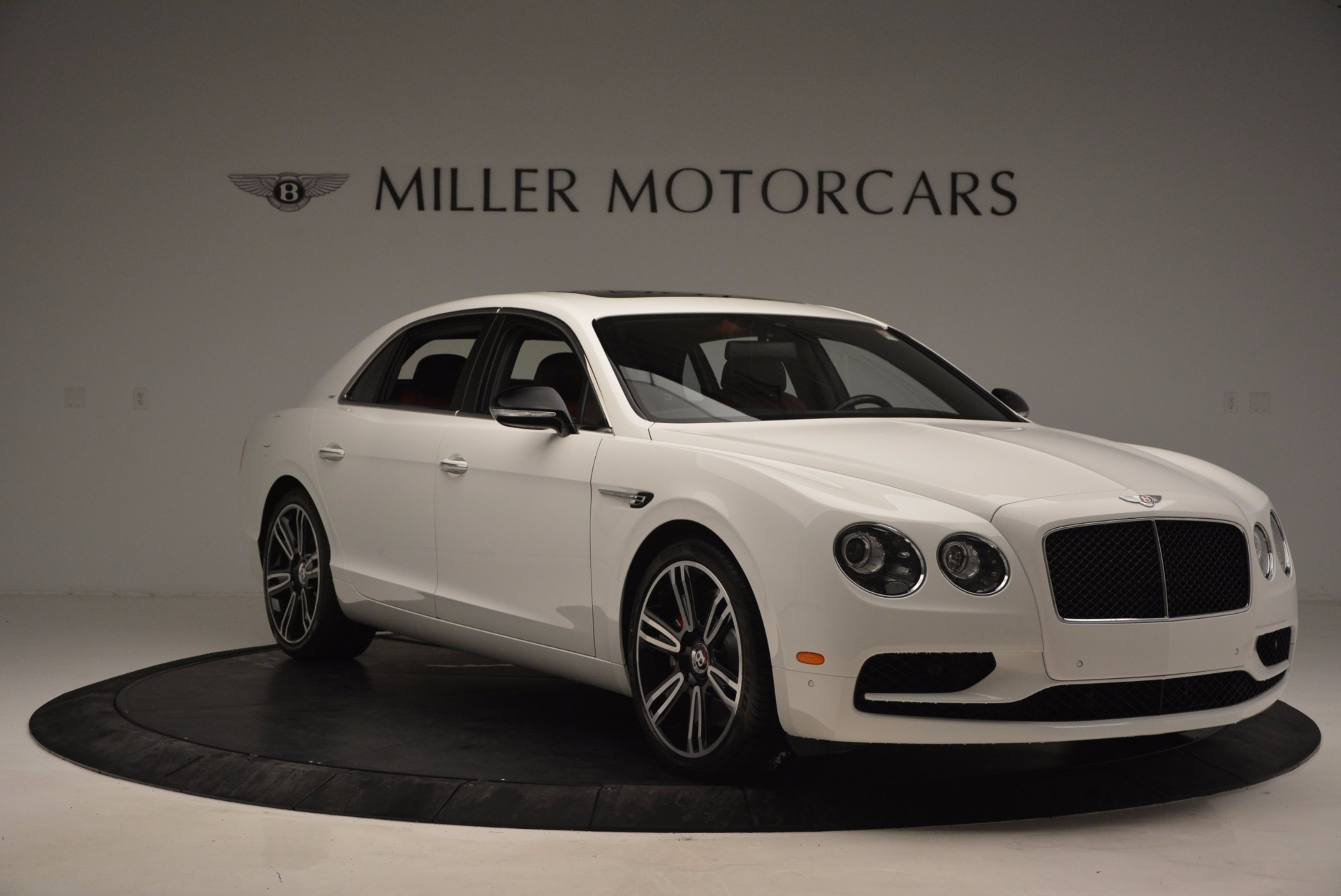 New 2017 Bentley Flying Spur V8 S