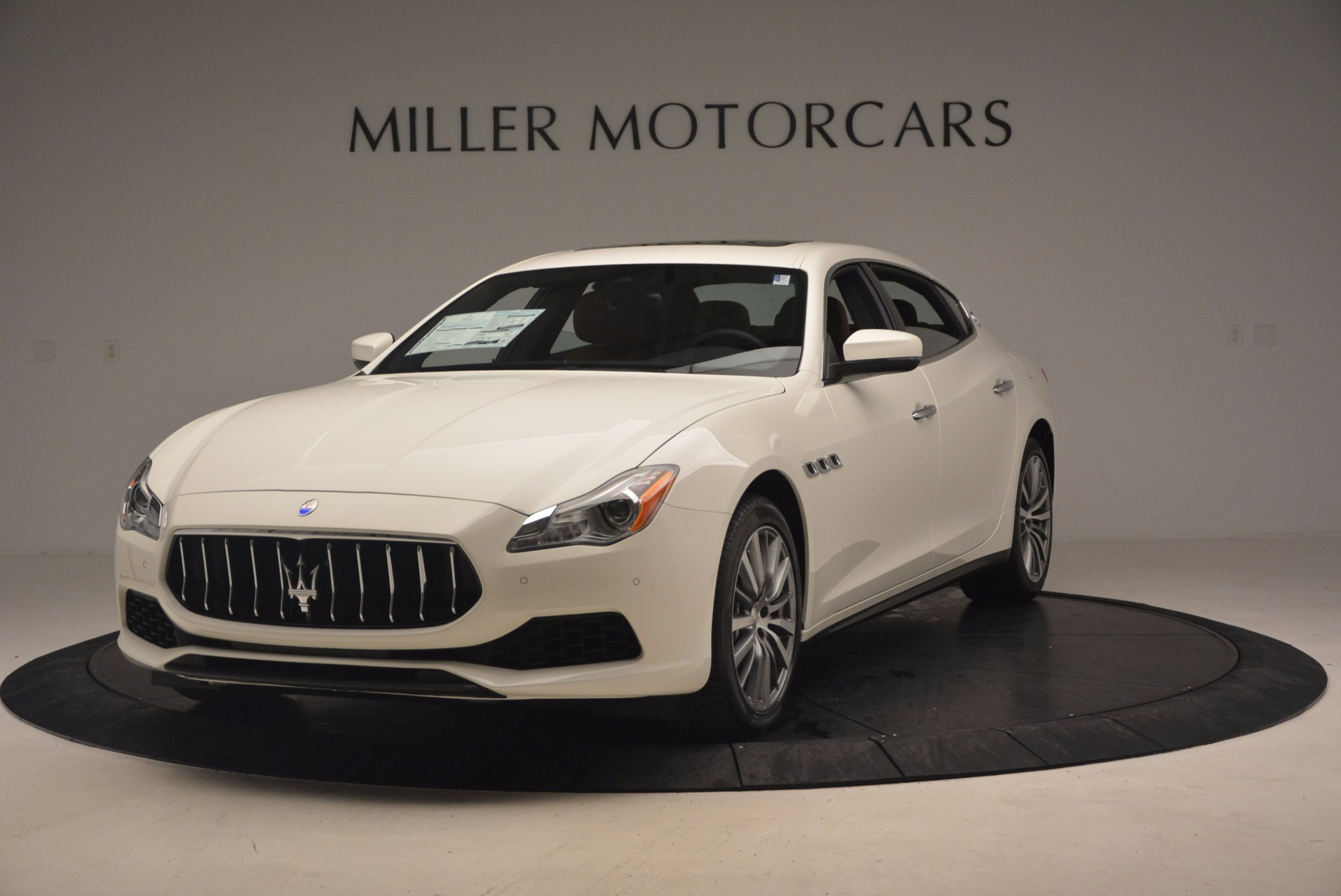 Used 2017 Maserati Quattroporte SQ4 | Greenwich, CT