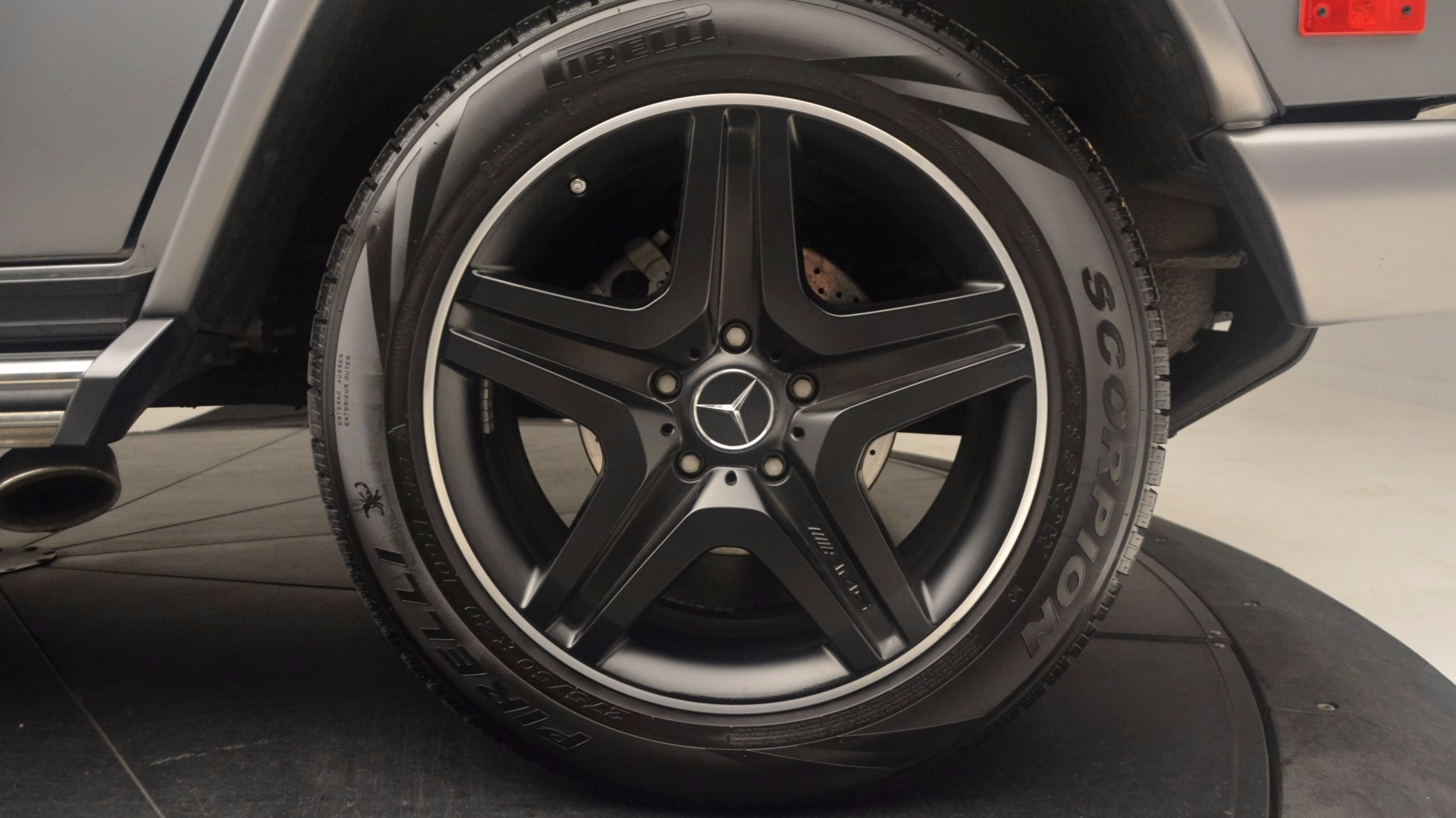 Used 2016 Mercedes Benz G Class G 63 AMG