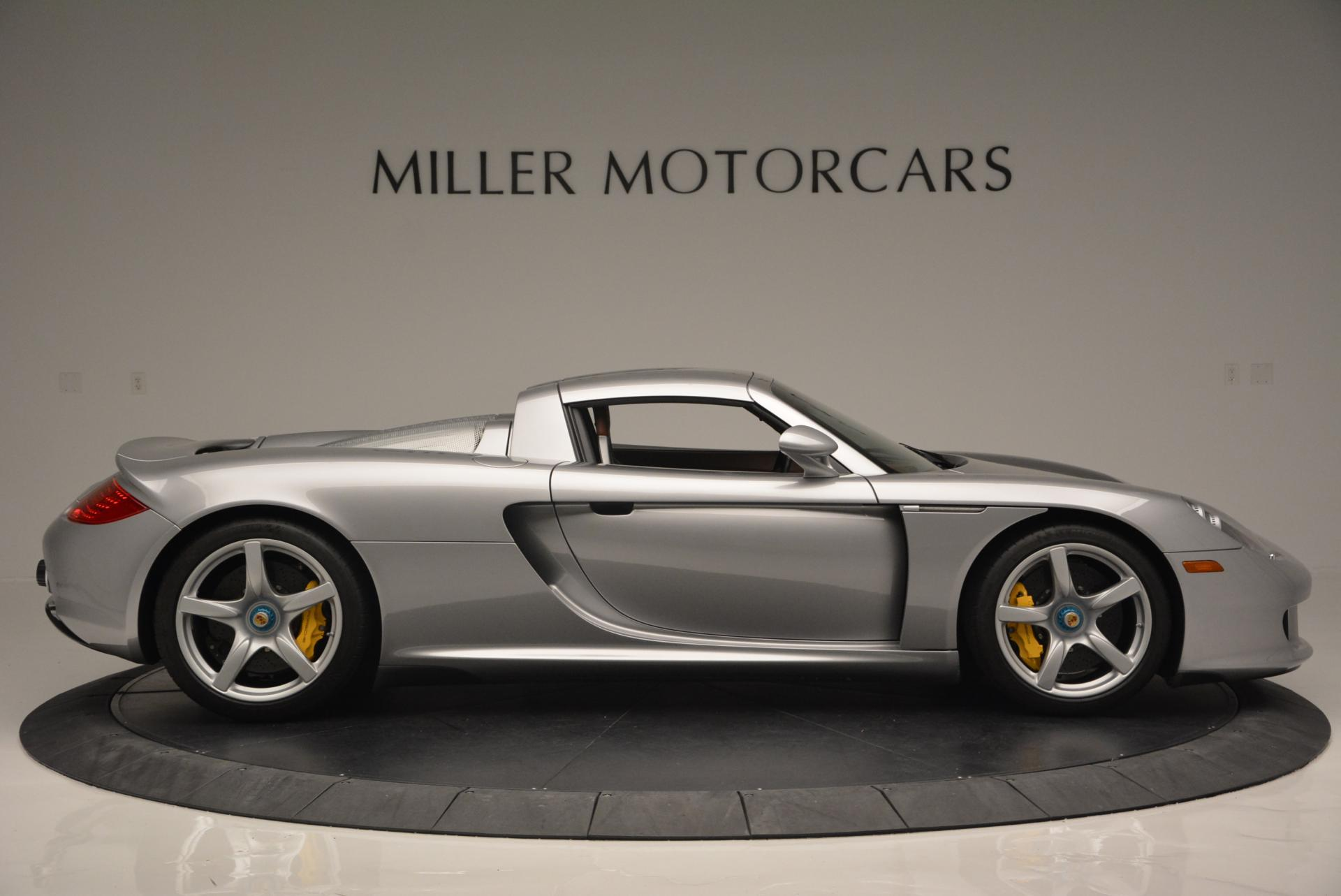 Used 2005 Porsche Carrera GT