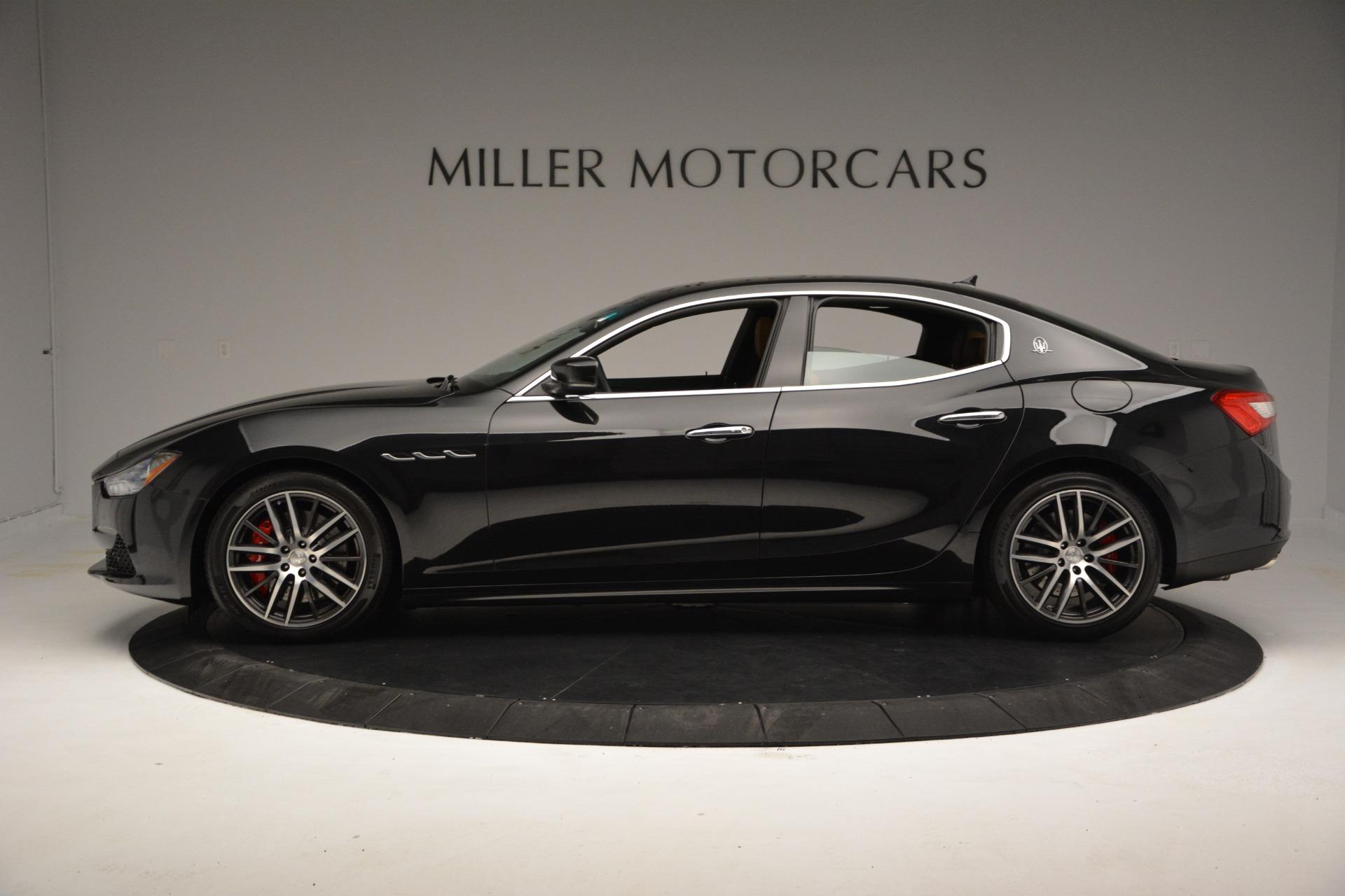 New 2017 Maserati Ghibli SQ4 S Q4