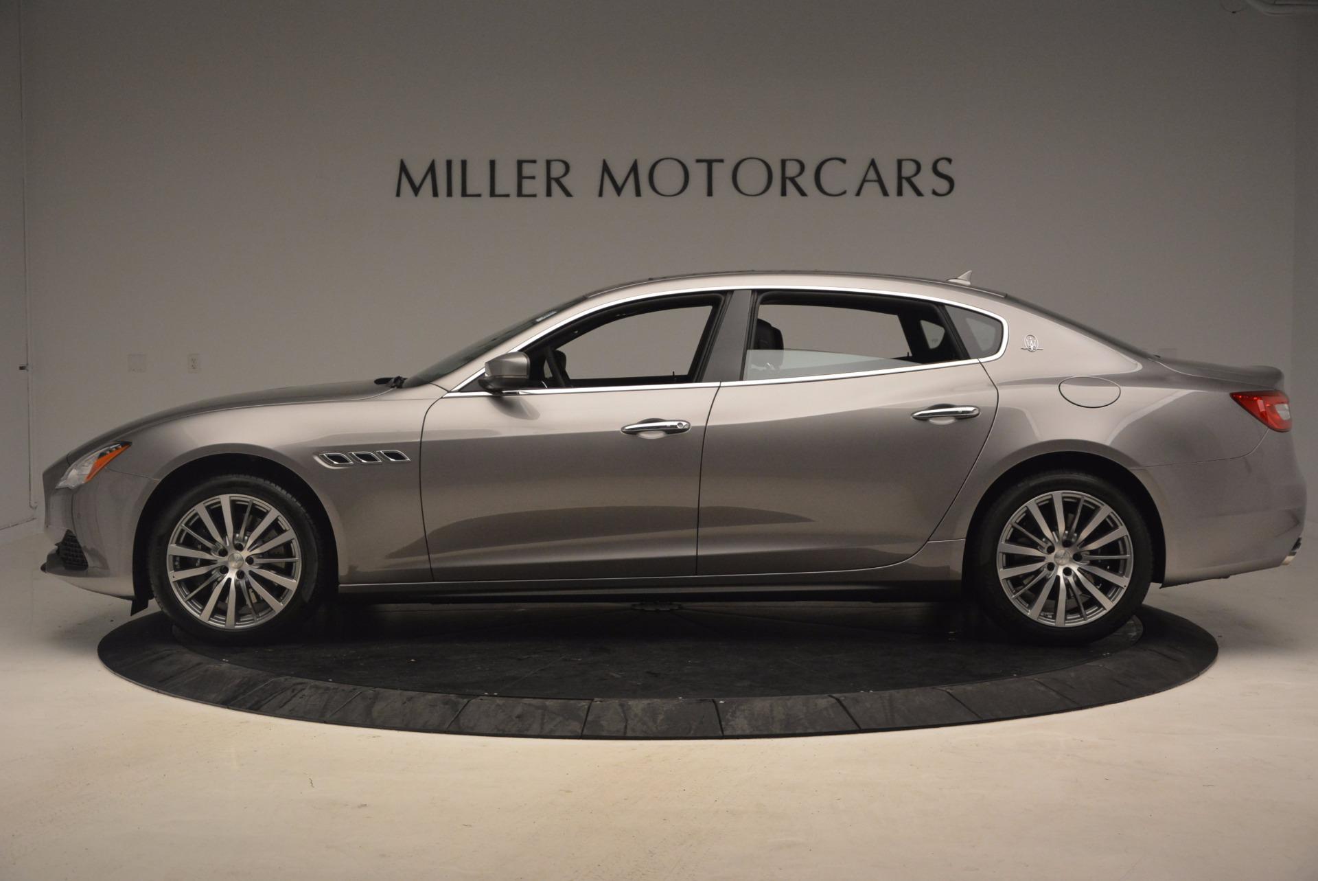 New 2017 Maserati Quattroporte SQ4