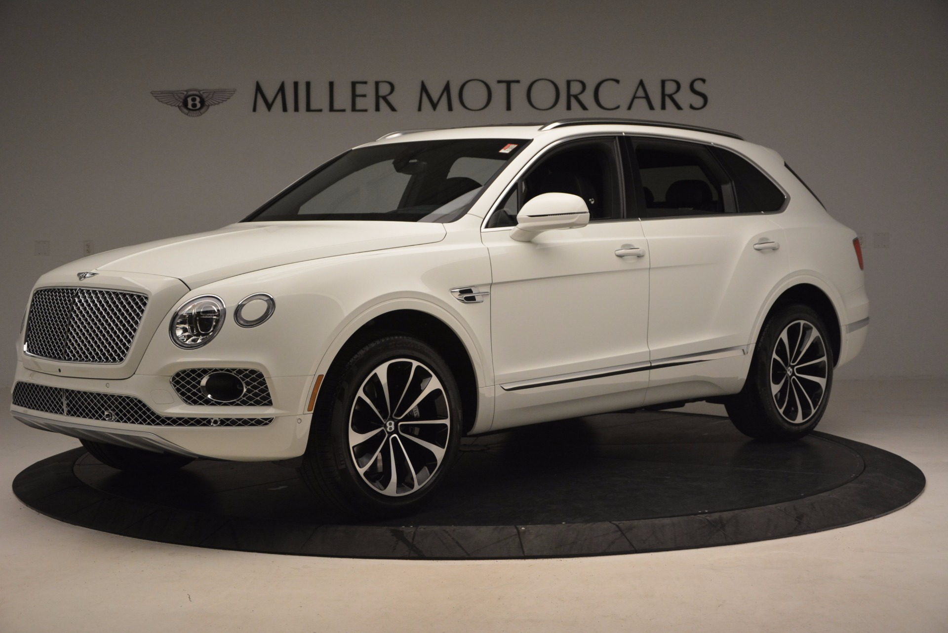 Used 2017 Bentley Bentayga