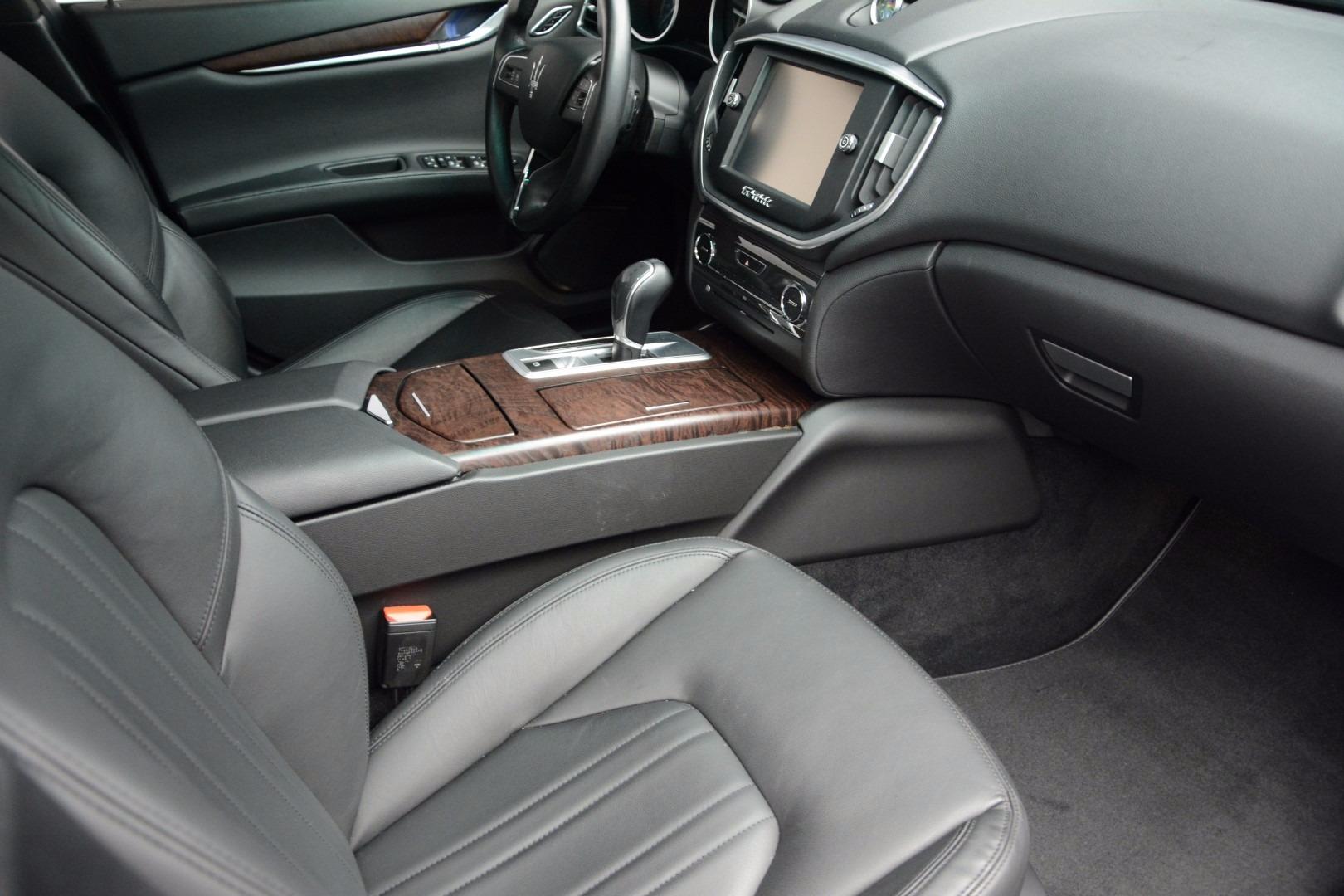 Used 2014 Maserati Ghibli