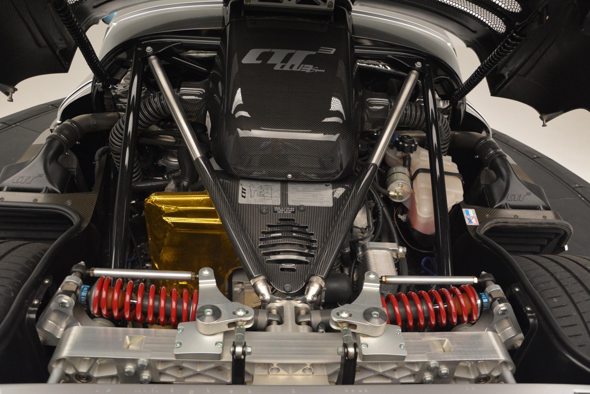 Used 2012 Porsche RUF CTR 3 Clubsport