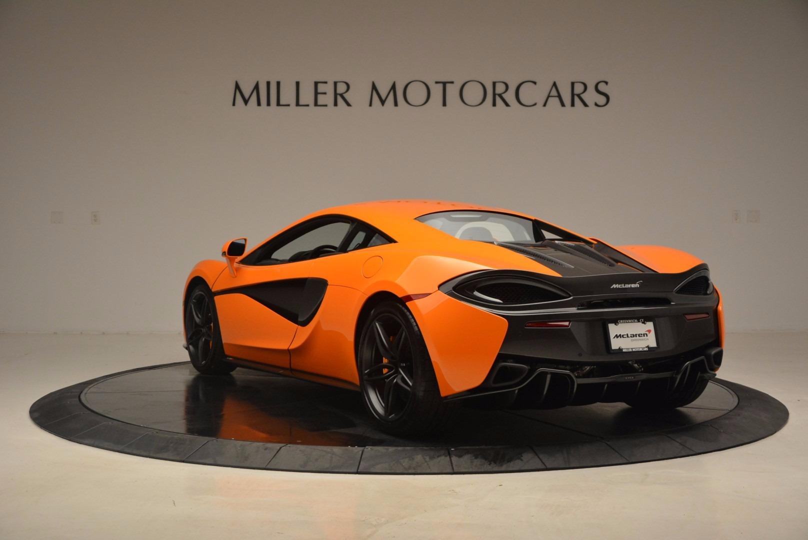 New 2017 McLaren 570S