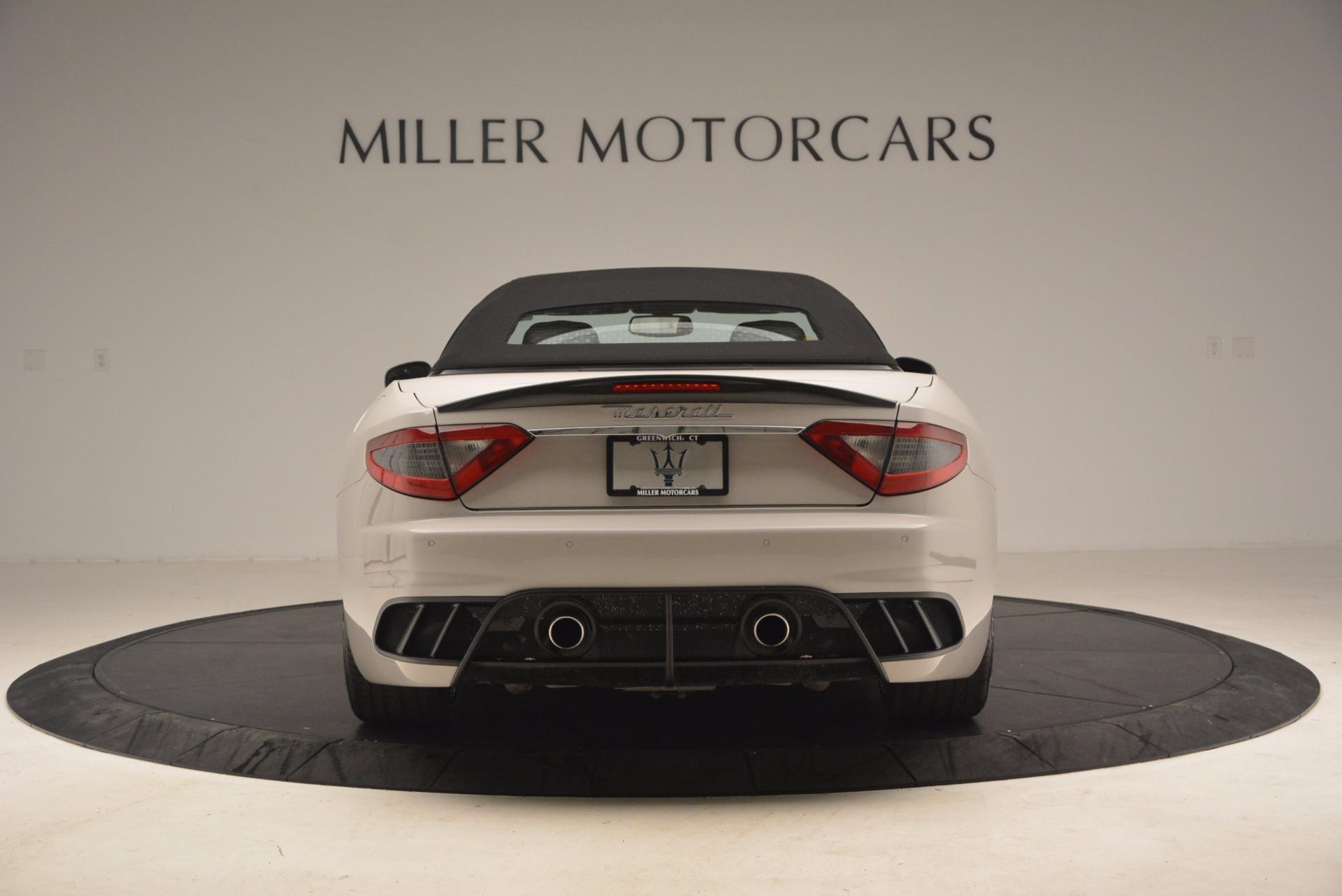 Used 2015 Maserati GranTurismo MC Centennial