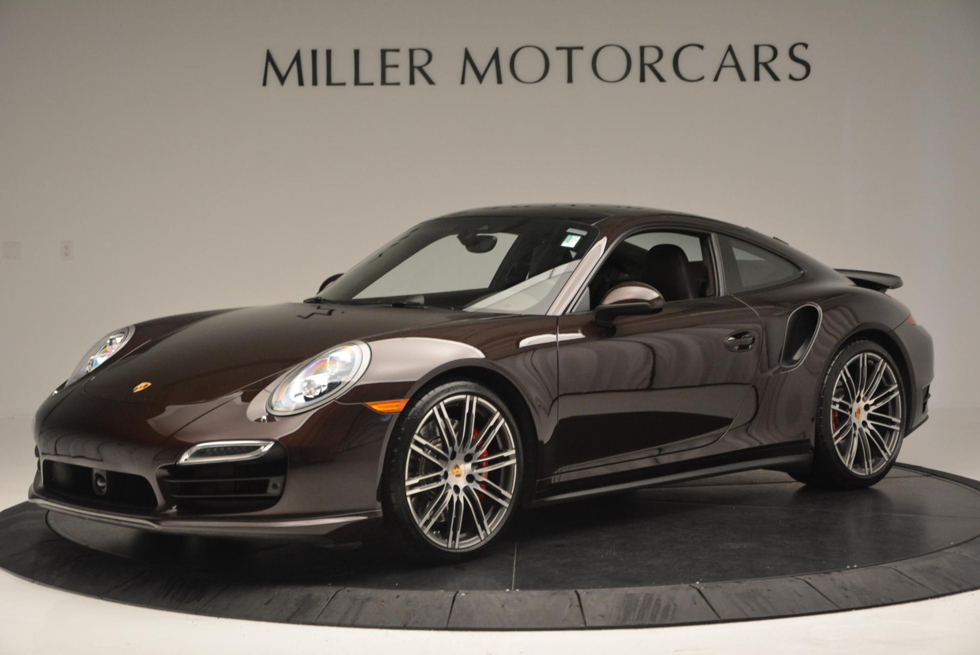 Used 2014 Porsche 911 Turbo