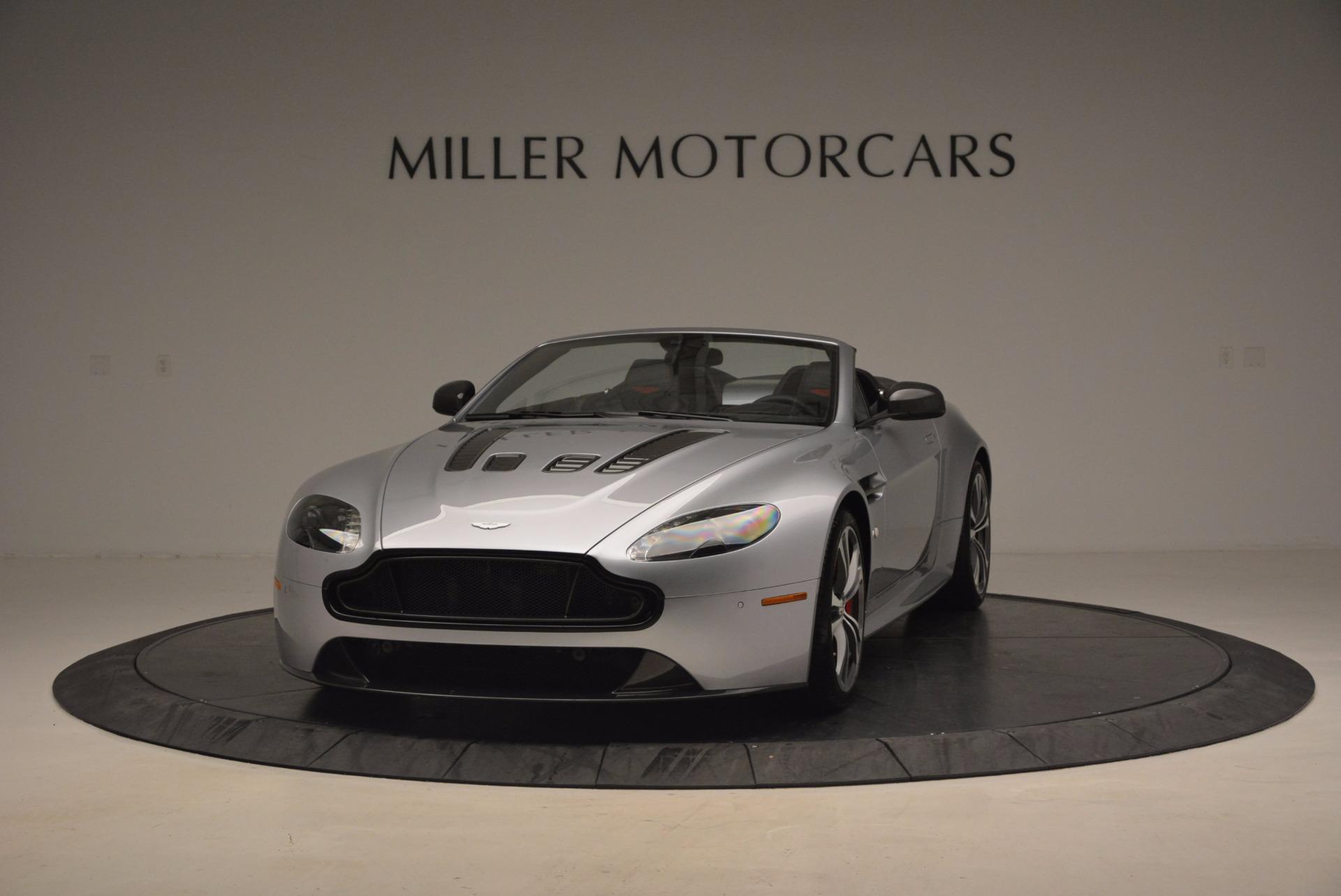 Used 2015 Aston Martin V12 Vantage S Roadster