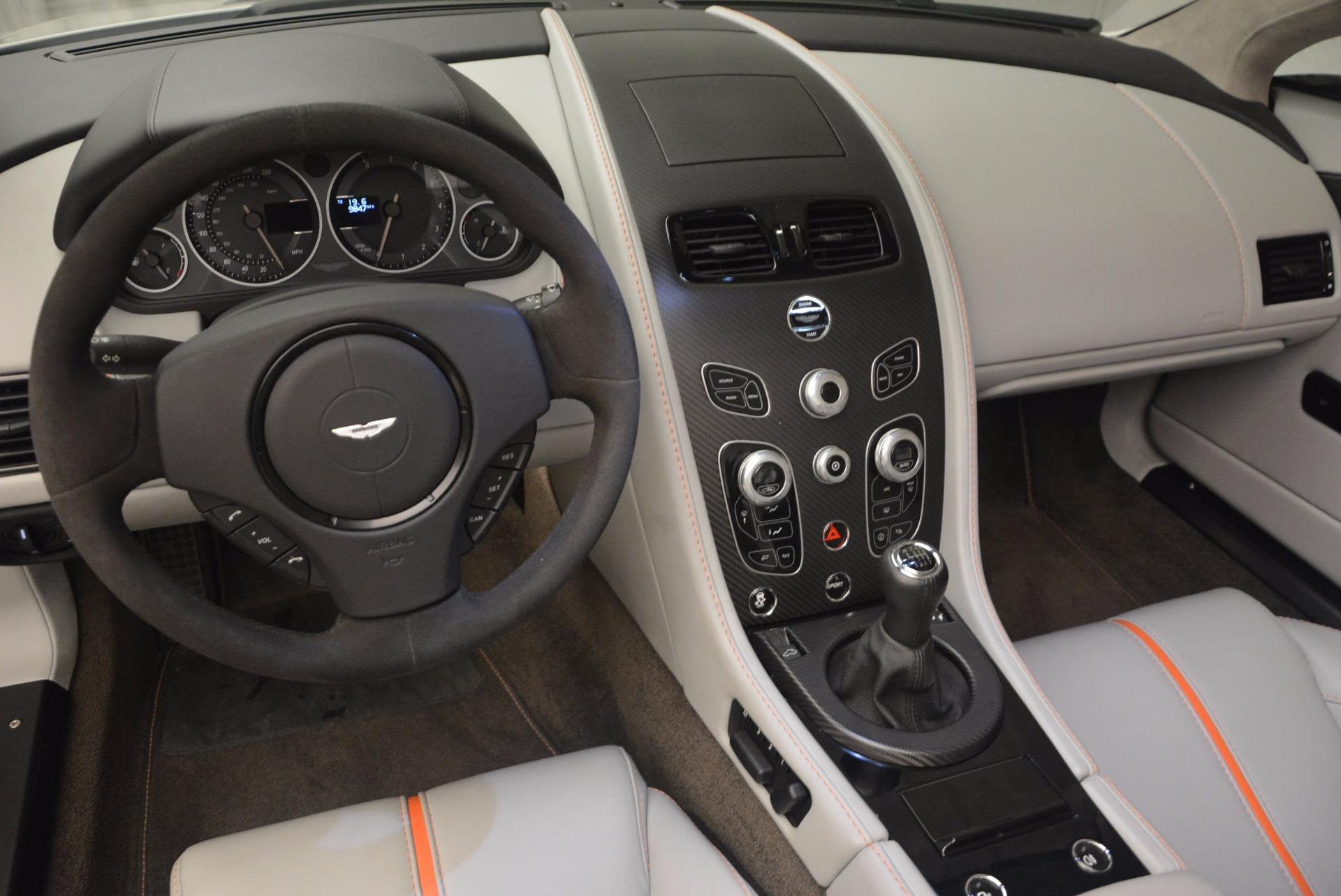 Used 2017 Aston Martin V12 Vantage S Convertible