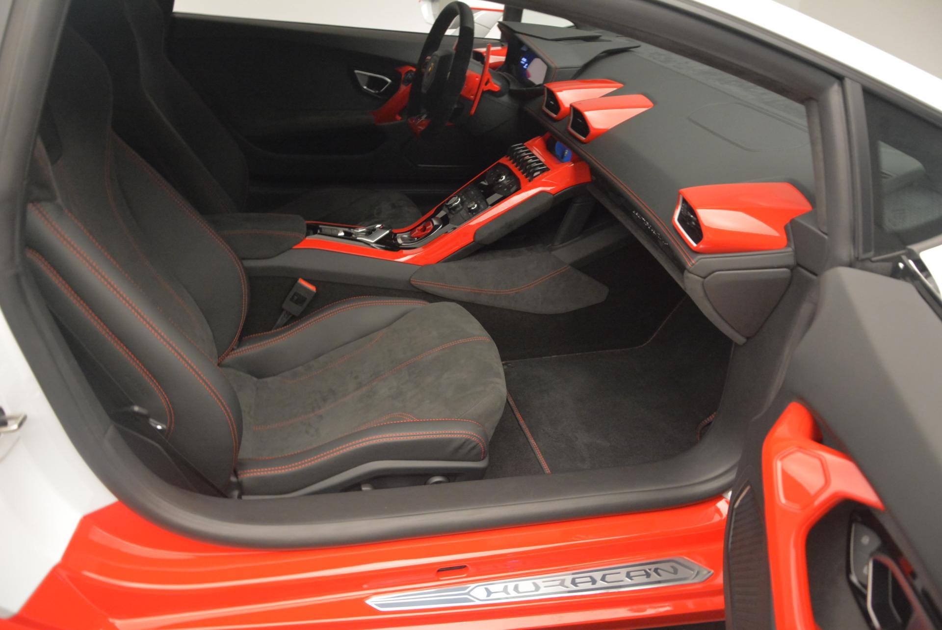 Used 2015 Lamborghini Huracan LP610 4