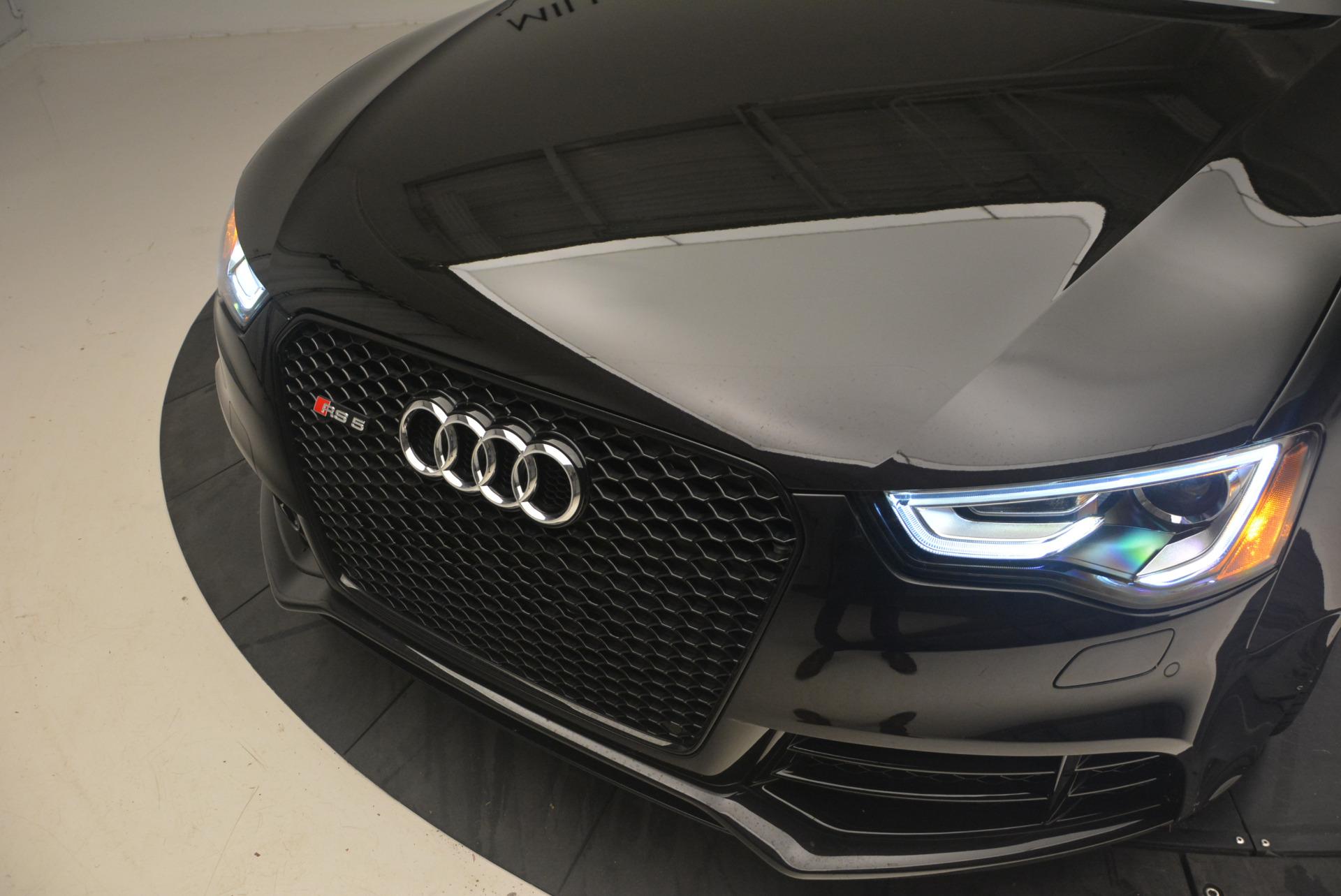 Used 2014 Audi RS 5 quattro