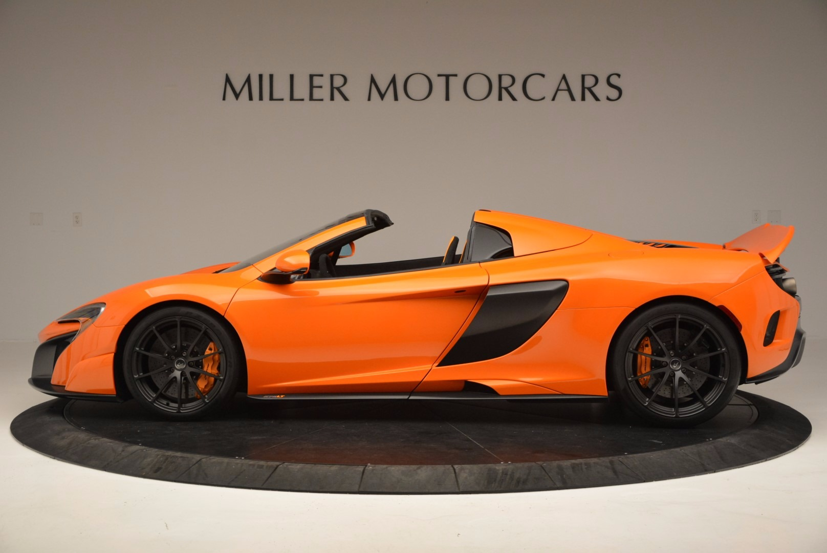 Used 2016 McLaren 675LT Spider Convertible