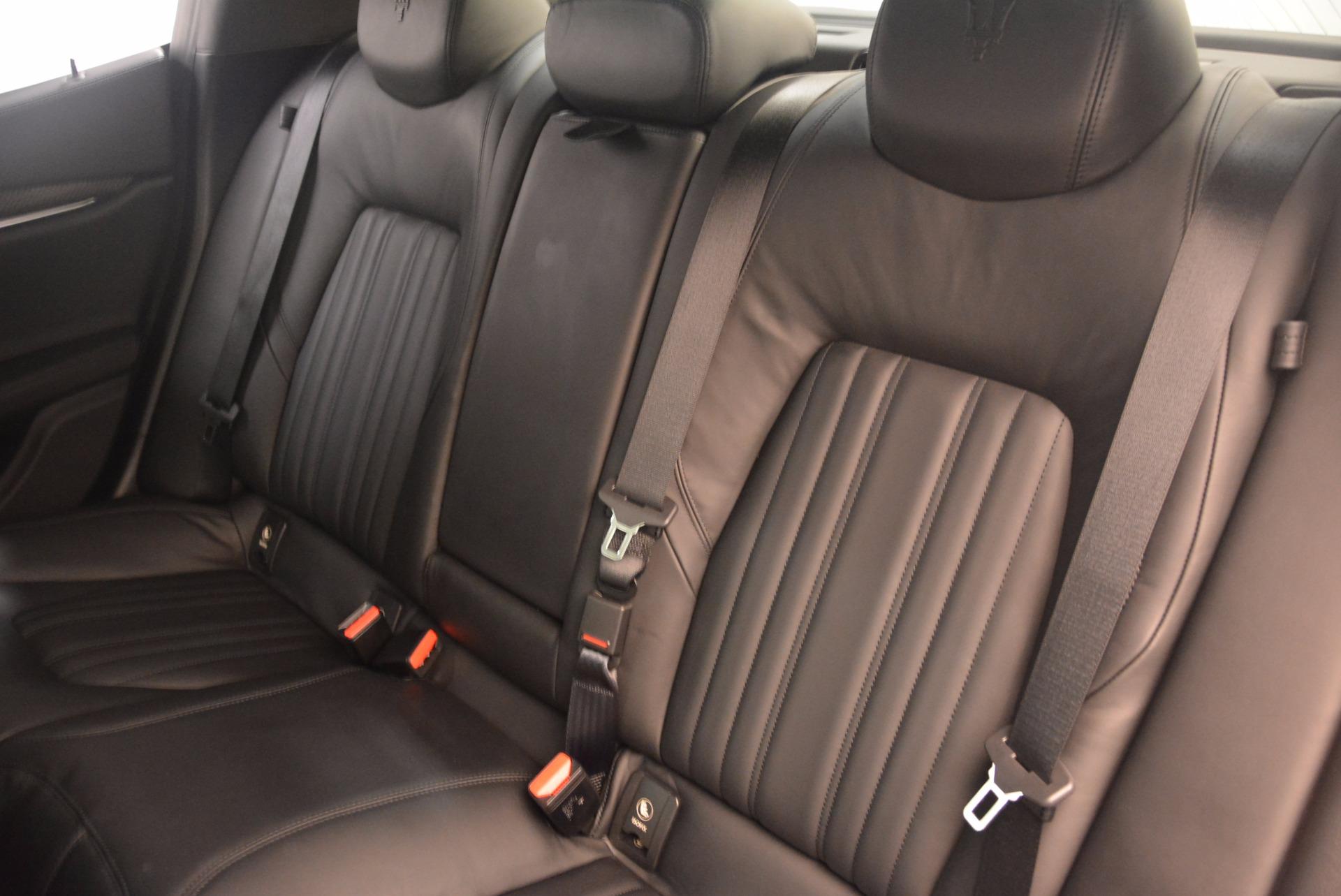 Used 2014 Maserati Ghibli S Q4