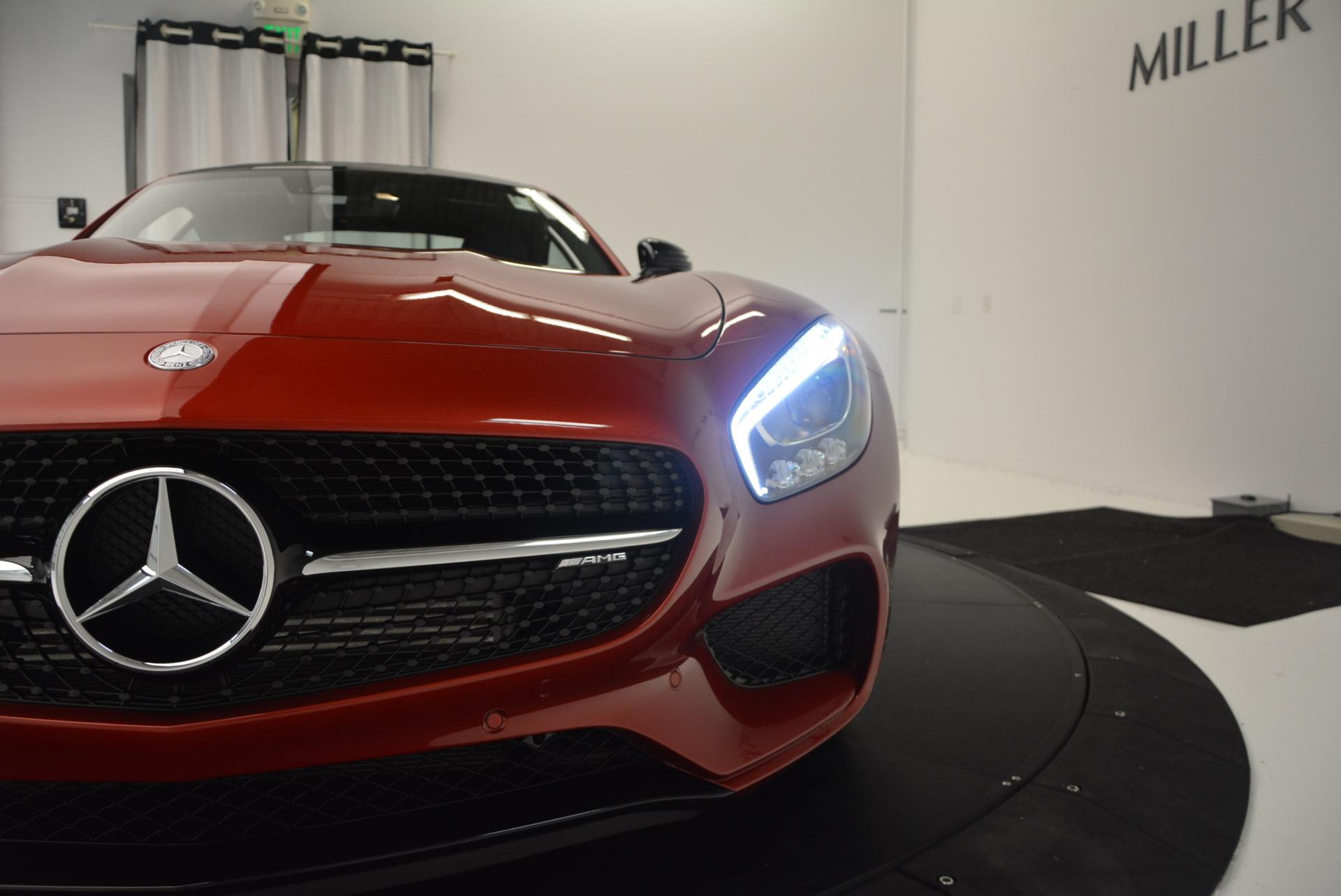 Used 2016 Mercedes Benz AMG GT S S