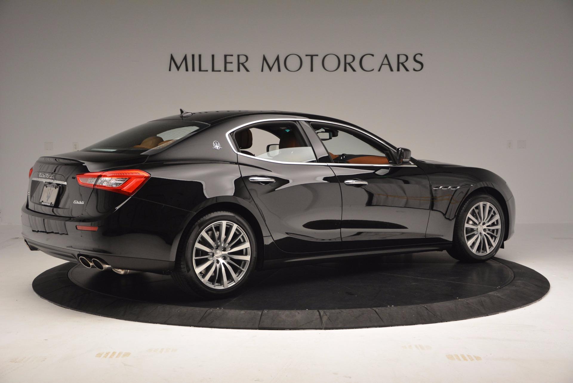 Used 2017 Maserati Ghibli SQ4 S Q4 Ex Loaner