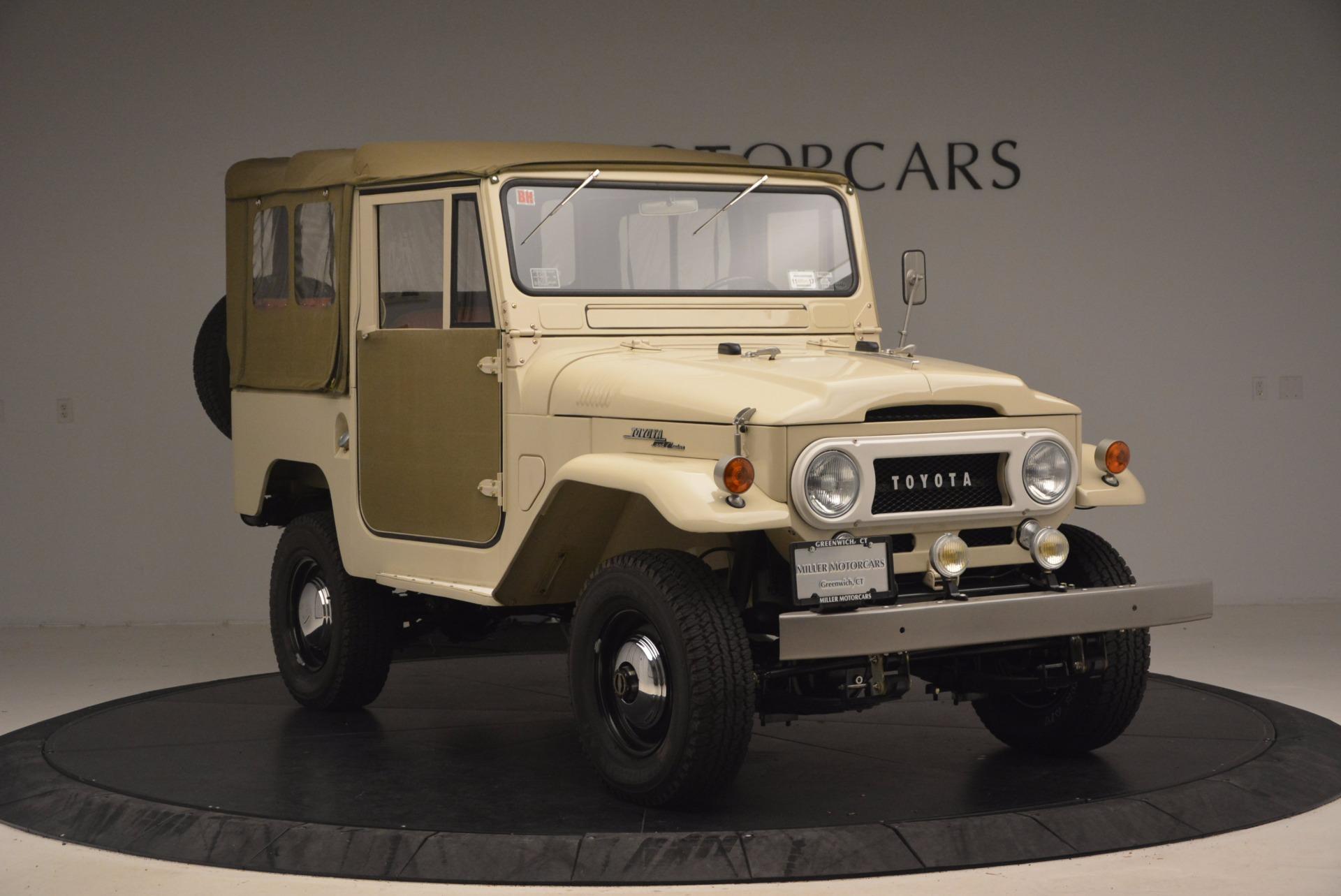 Used 1966 Toyota FJ40 Land Cruiser Land Cruiser