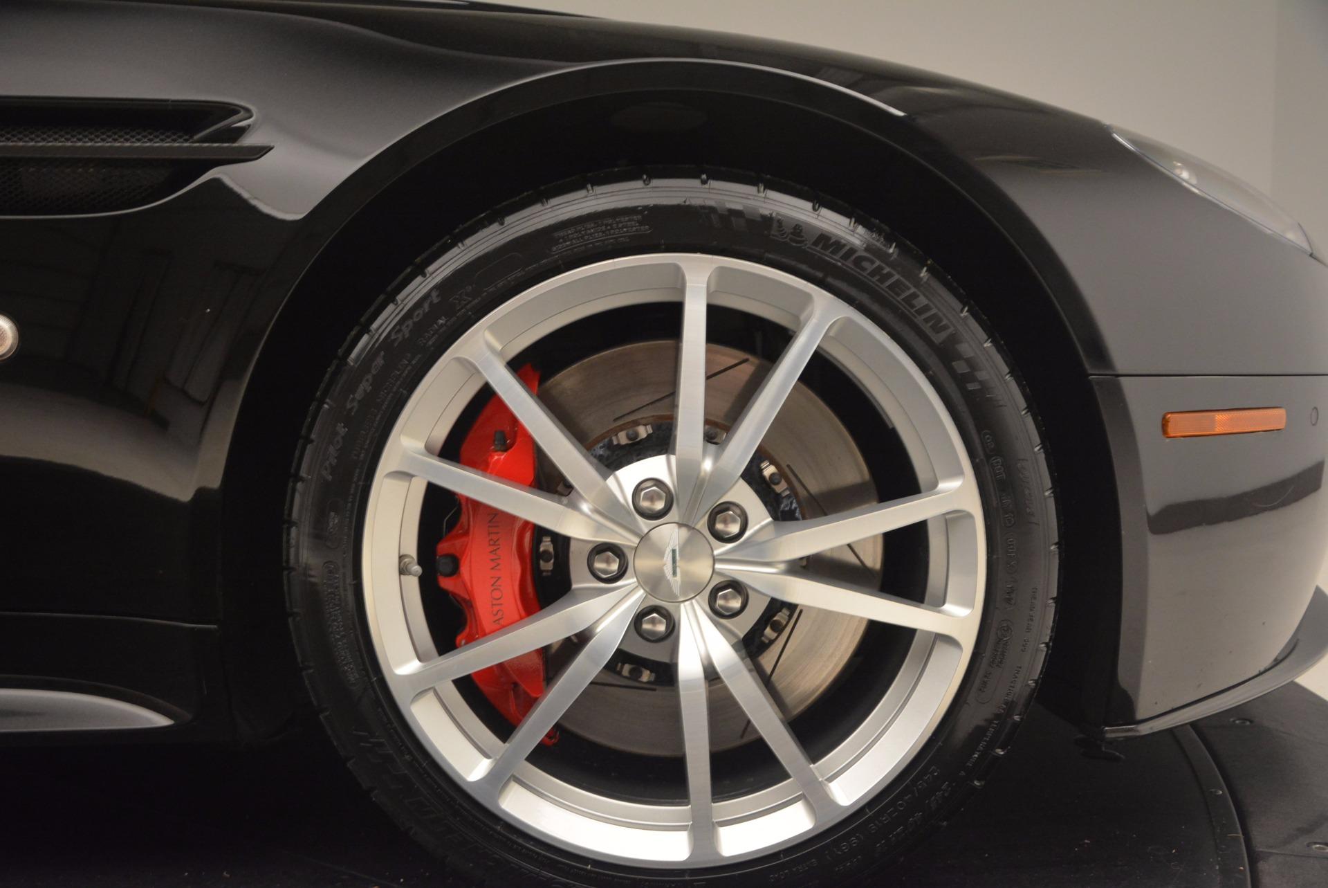 Used 2012 Aston Martin V8 Vantage S Roadster