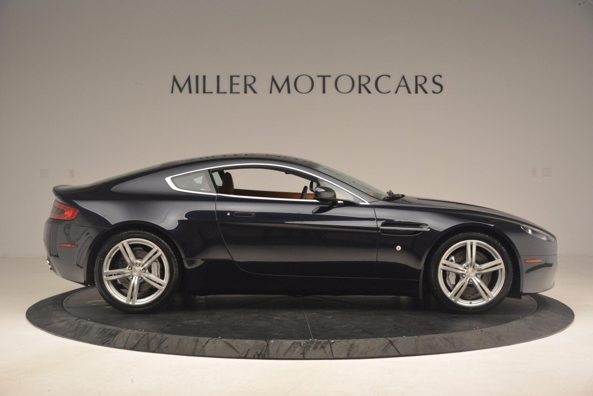 Used 2009 Aston Martin V8 Vantage