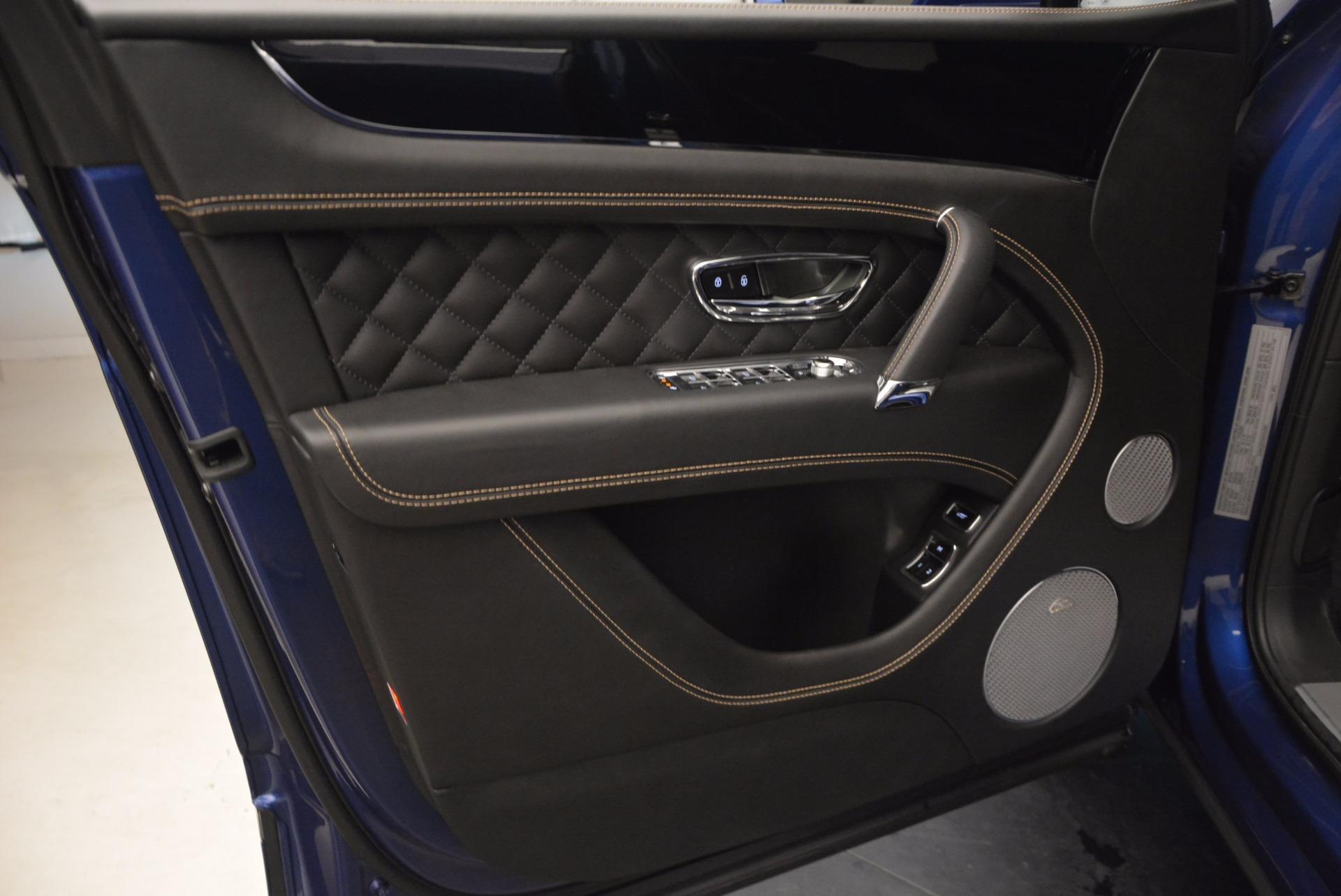 New 2017 Bentley Bentayga