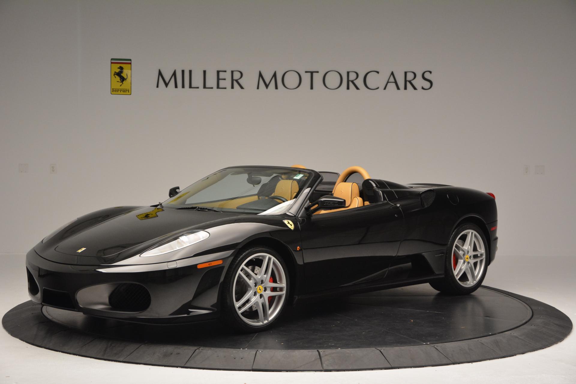 Used 2005 Ferrari F430 Spider F1