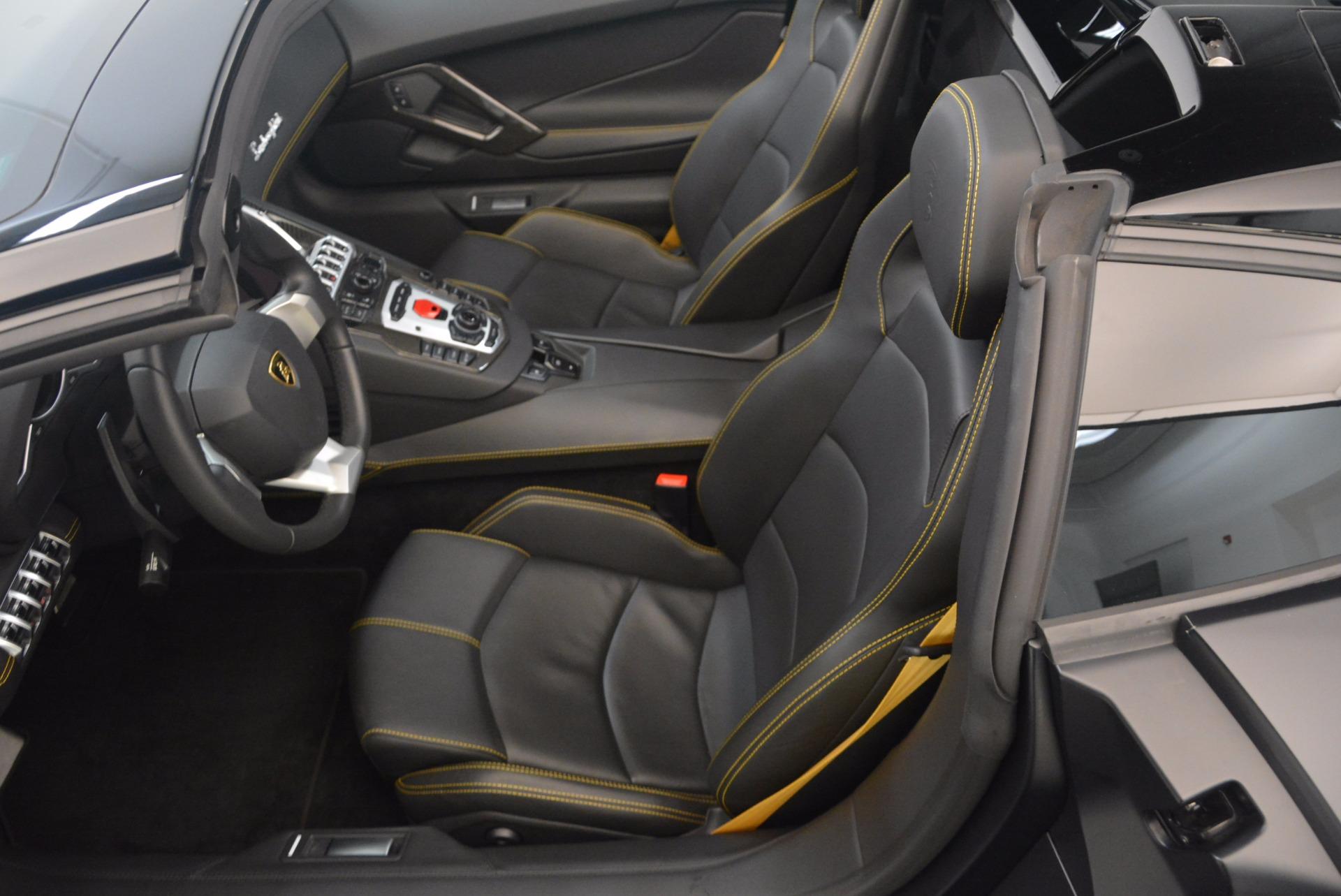 Used 2015 Lamborghini Aventador LP 700 4