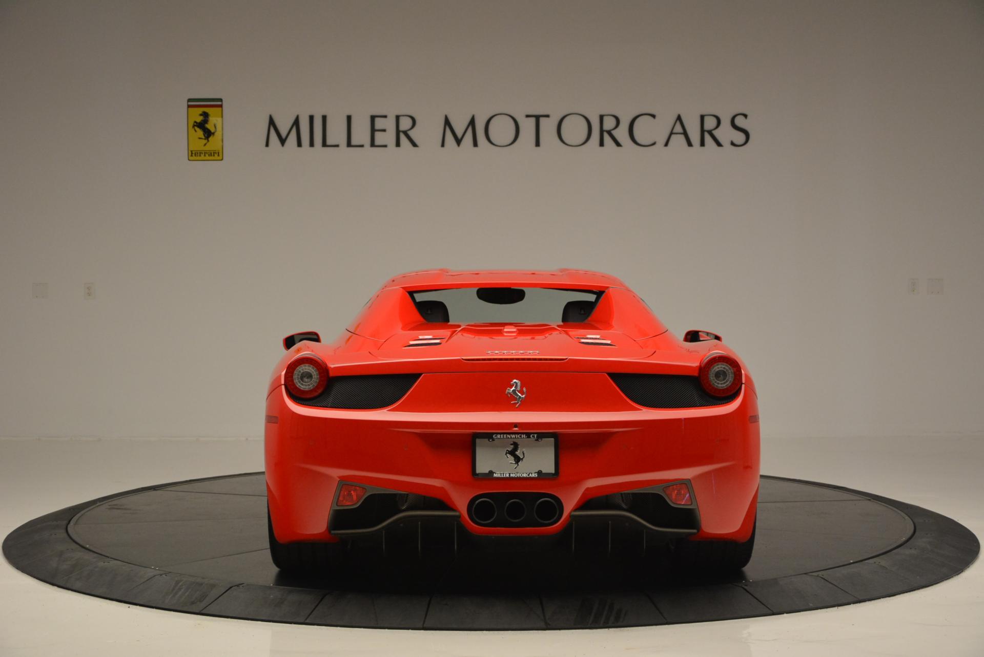 Used 2014 Ferrari 458 Spider