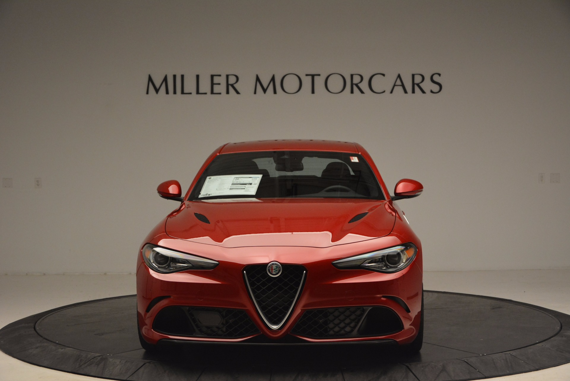 New 2017 Alfa Romeo Giulia Quadrifoglio Quadrifoglio