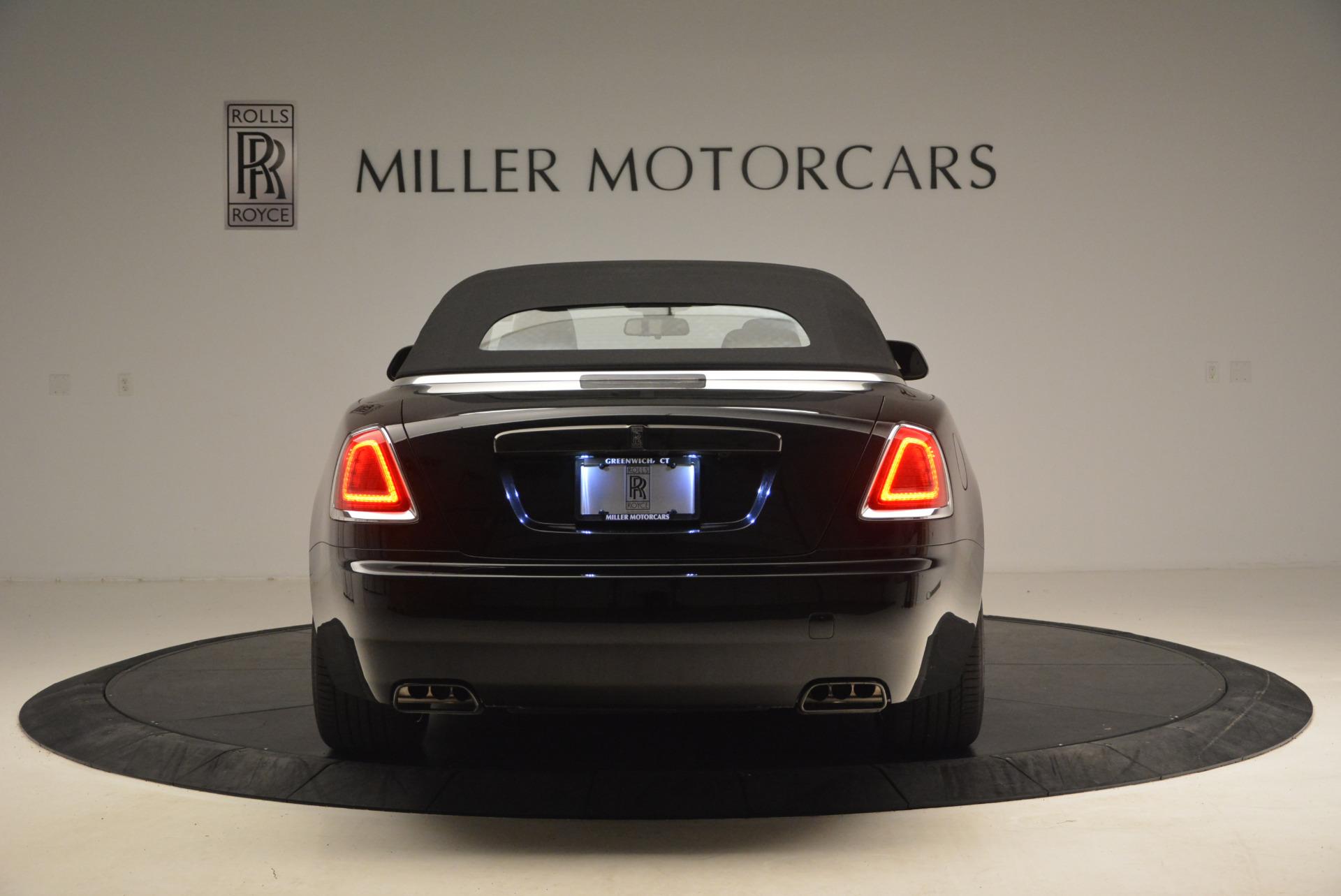 Used 2018 Rolls Royce Dawn Black Badge
